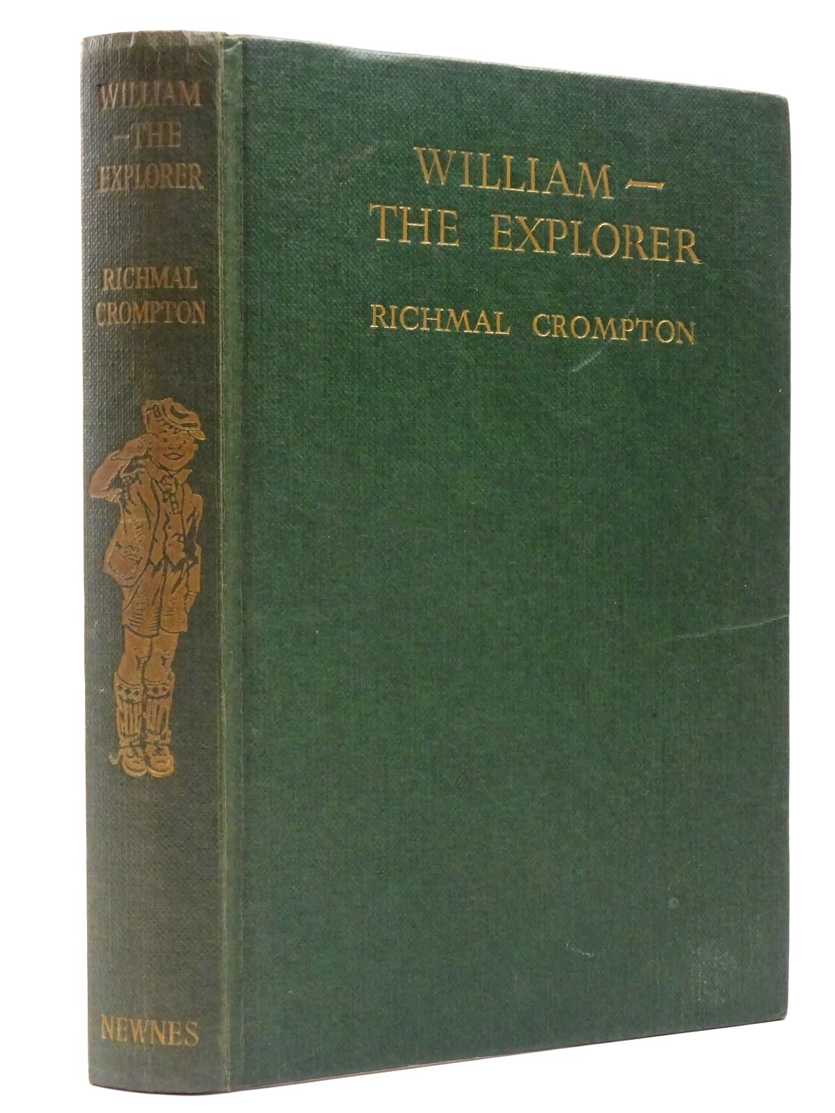 Photo of WILLIAM THE EXPLORER written by Crompton, Richmal illustrated by Henry, Thomas published by George Newnes (STOCK CODE: 2129809)  for sale by Stella & Rose's Books