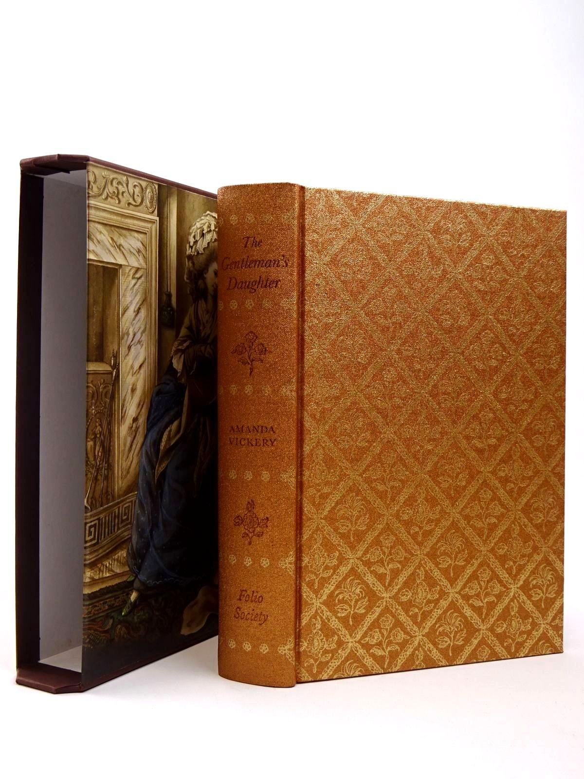 Photo of THE GENTLEMAN'S DAUGHTER written by Vickery, Amanda published by Folio Society (STOCK CODE: 2129826)  for sale by Stella & Rose's Books