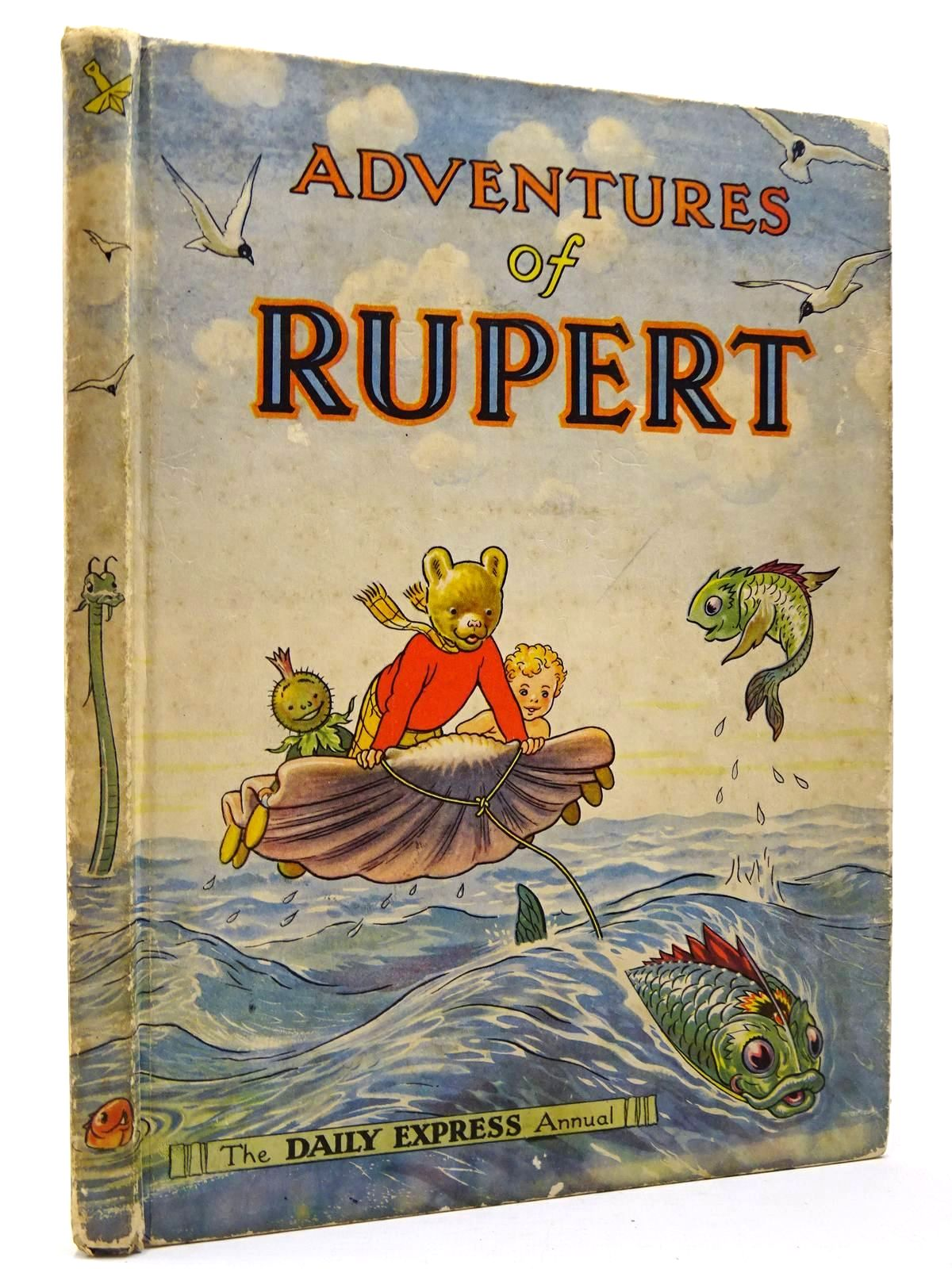 Photo of RUPERT ANNUAL 1950 - ADVENTURES OF RUPERT