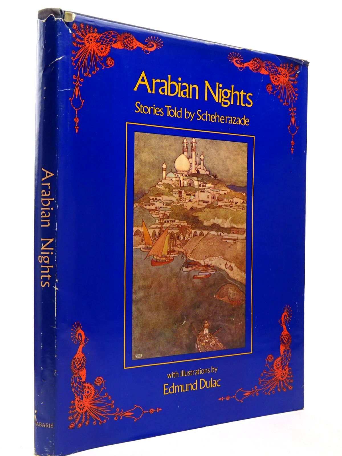 Photo of ARABIAN NIGHTS written by Scheherazade,<br />Housman, Laurence illustrated by Dulac, Edmund published by Abaris Books (STOCK CODE: 2129872)  for sale by Stella & Rose's Books