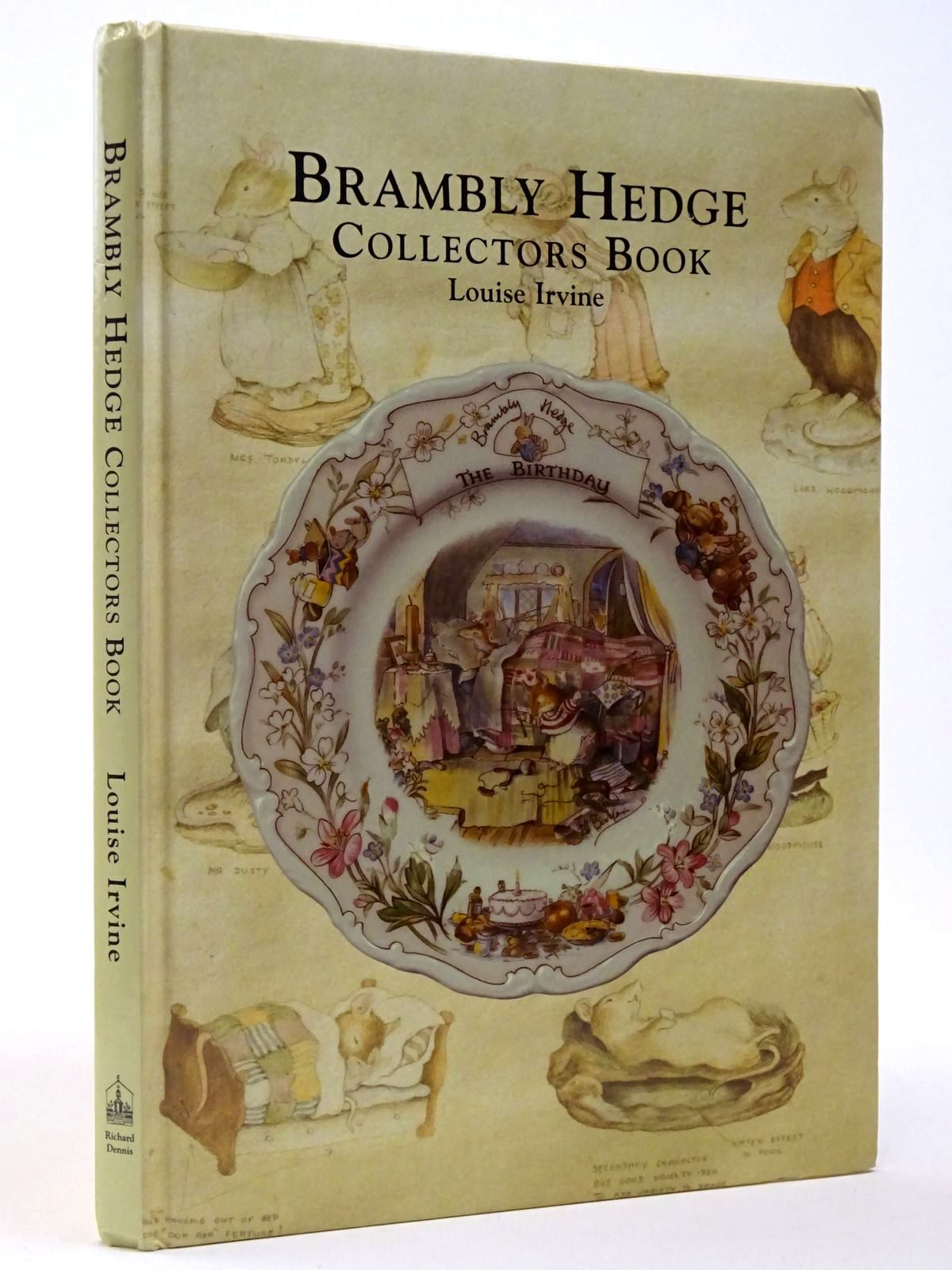 Photo of BRAMBLY HEDGE COLLECTORS BOOK written by Irvine, Louise illustrated by Barklem, Jill published by Richard Dennis (STOCK CODE: 2129896)  for sale by Stella & Rose's Books