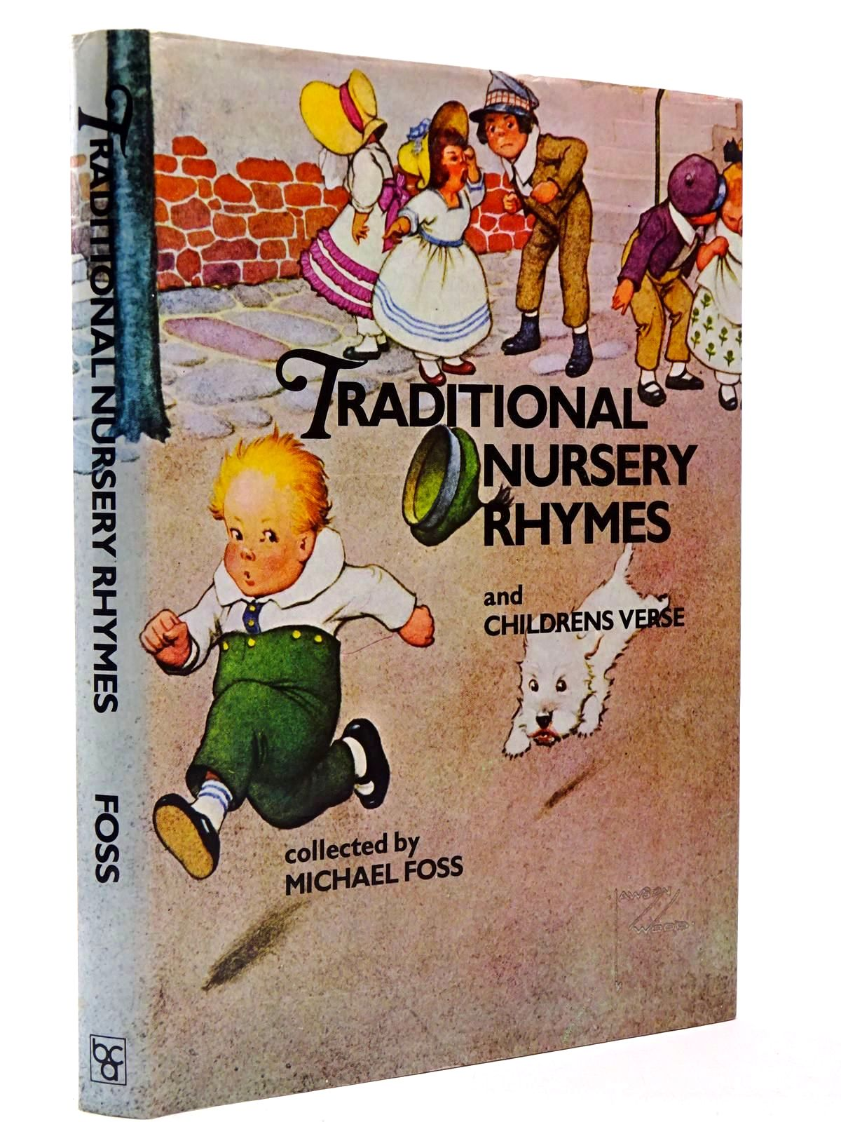Photo of TRADITIONAL NURSERY RHYMES AND CHILDREN'S VERSE written by Foss, Michael illustrated by Robinson, W. Heath<br />Wood, Lawson<br />Greenaway, Kate<br />et al., published by Book Club Associates (STOCK CODE: 2129897)  for sale by Stella & Rose's Books