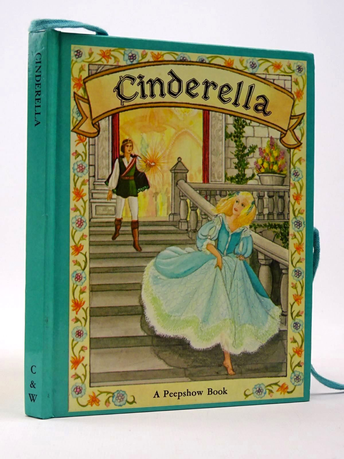 Photo of CINDERELLA illustrated by Scott, Louise published by Chatto & Windus (STOCK CODE: 2129902)  for sale by Stella & Rose's Books