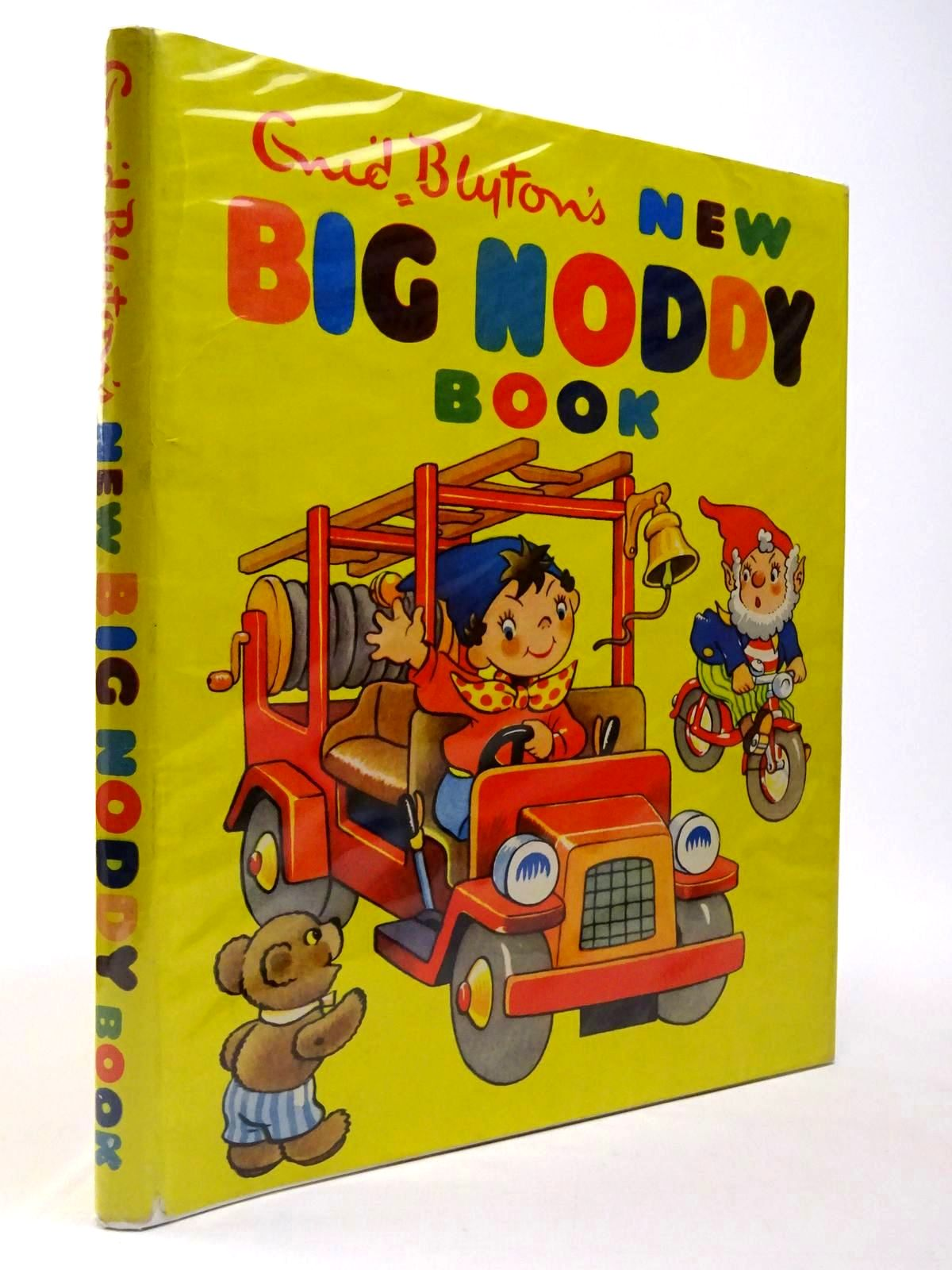 Photo of THE NEW BIG NODDY BOOK- Stock Number: 2129949