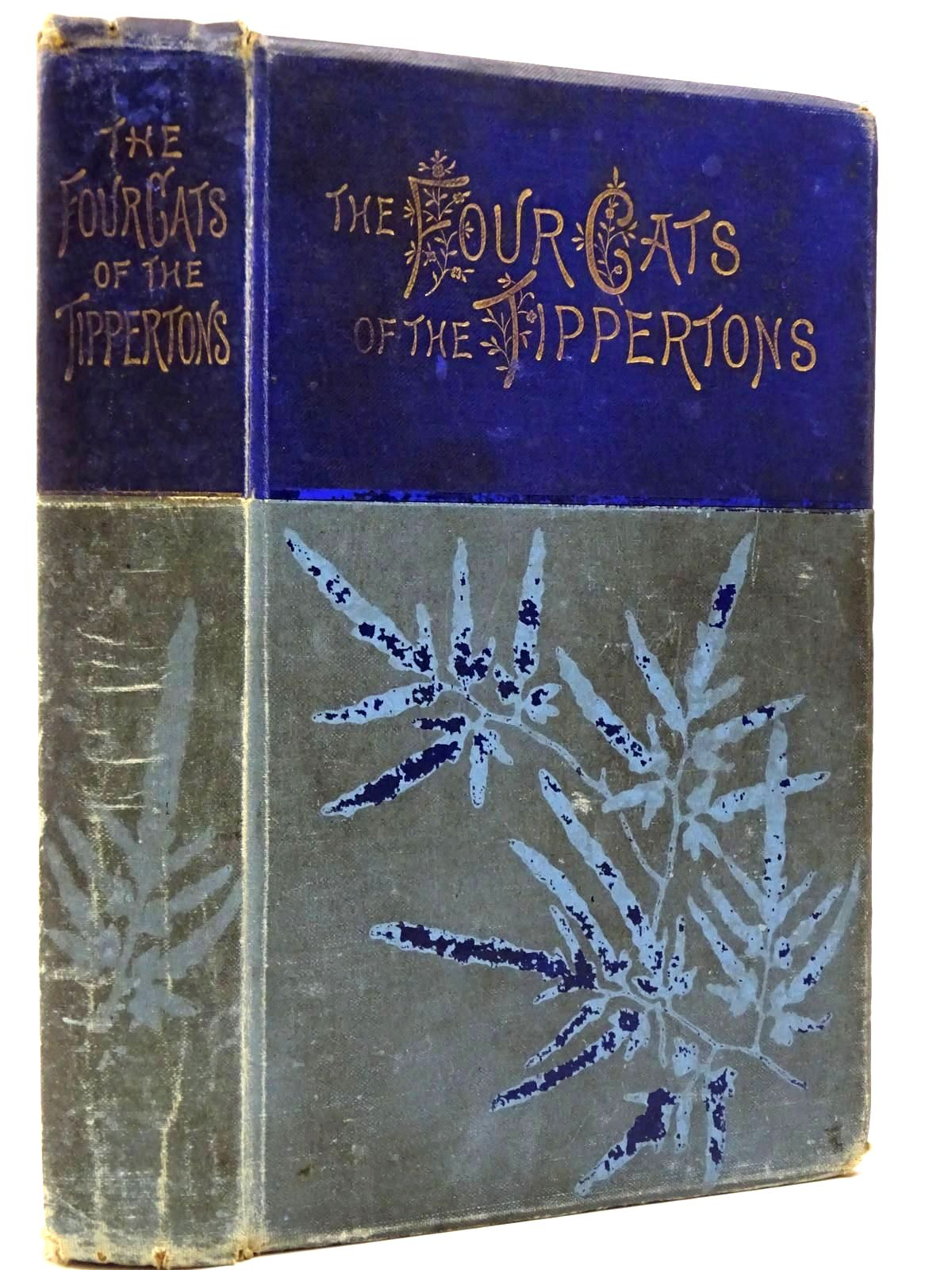 Photo of THE FOUR CATS OF THE TIPPERTONS written by Goddard, Julia published by Cassell & Company Limited (STOCK CODE: 2129993)  for sale by Stella & Rose's Books