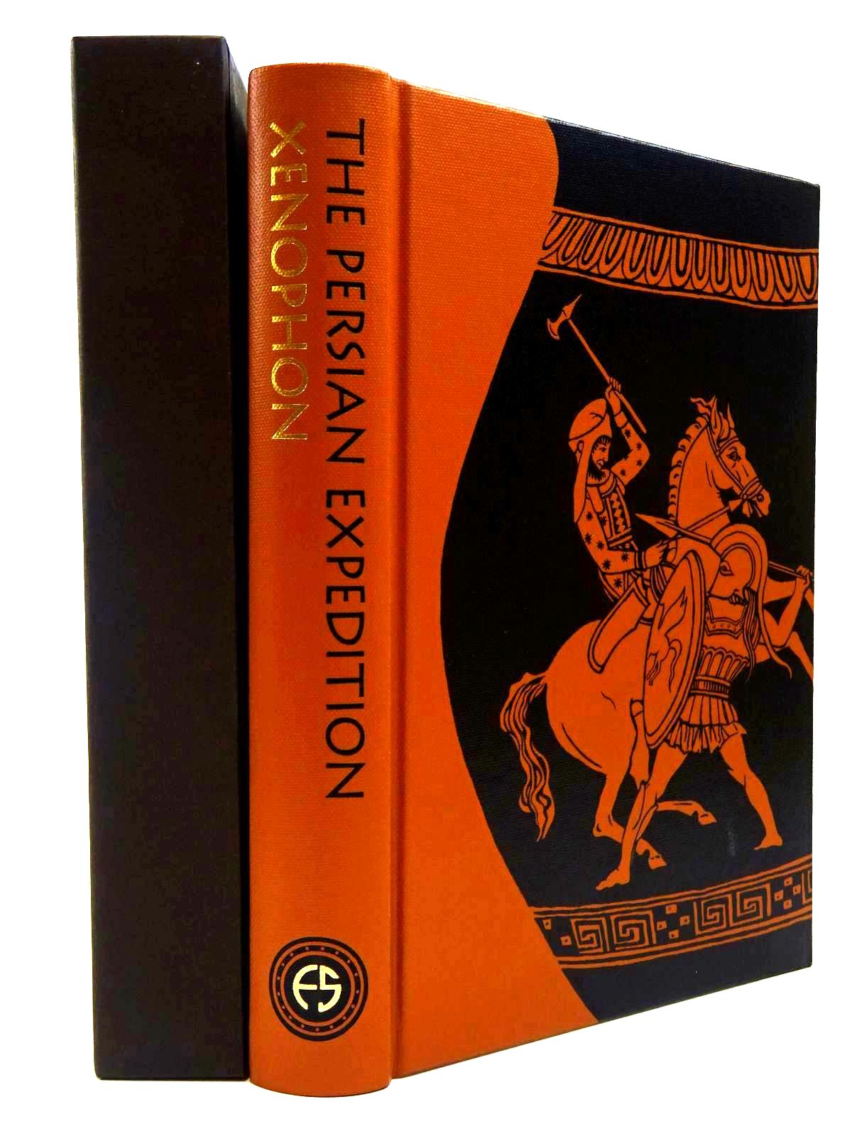 Photo of THE PERSIAN EXPEDITION written by Xenophon, <br />Warner, Rex<br />Cawkwell, George<br />Rabb, Theodore K. illustrated by Venables, Bob published by Folio Society (STOCK CODE: 2130015)  for sale by Stella & Rose's Books