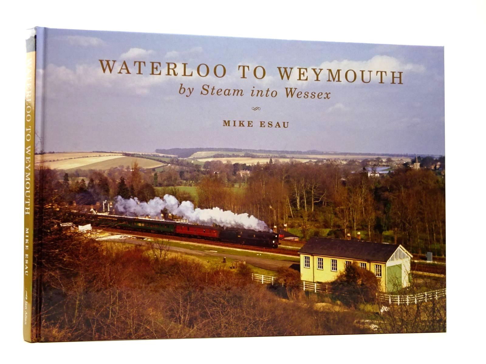 Photo of WATERLOO TO WEYMOUTH BY STEAM INTO WESSEX- Stock Number: 2130112