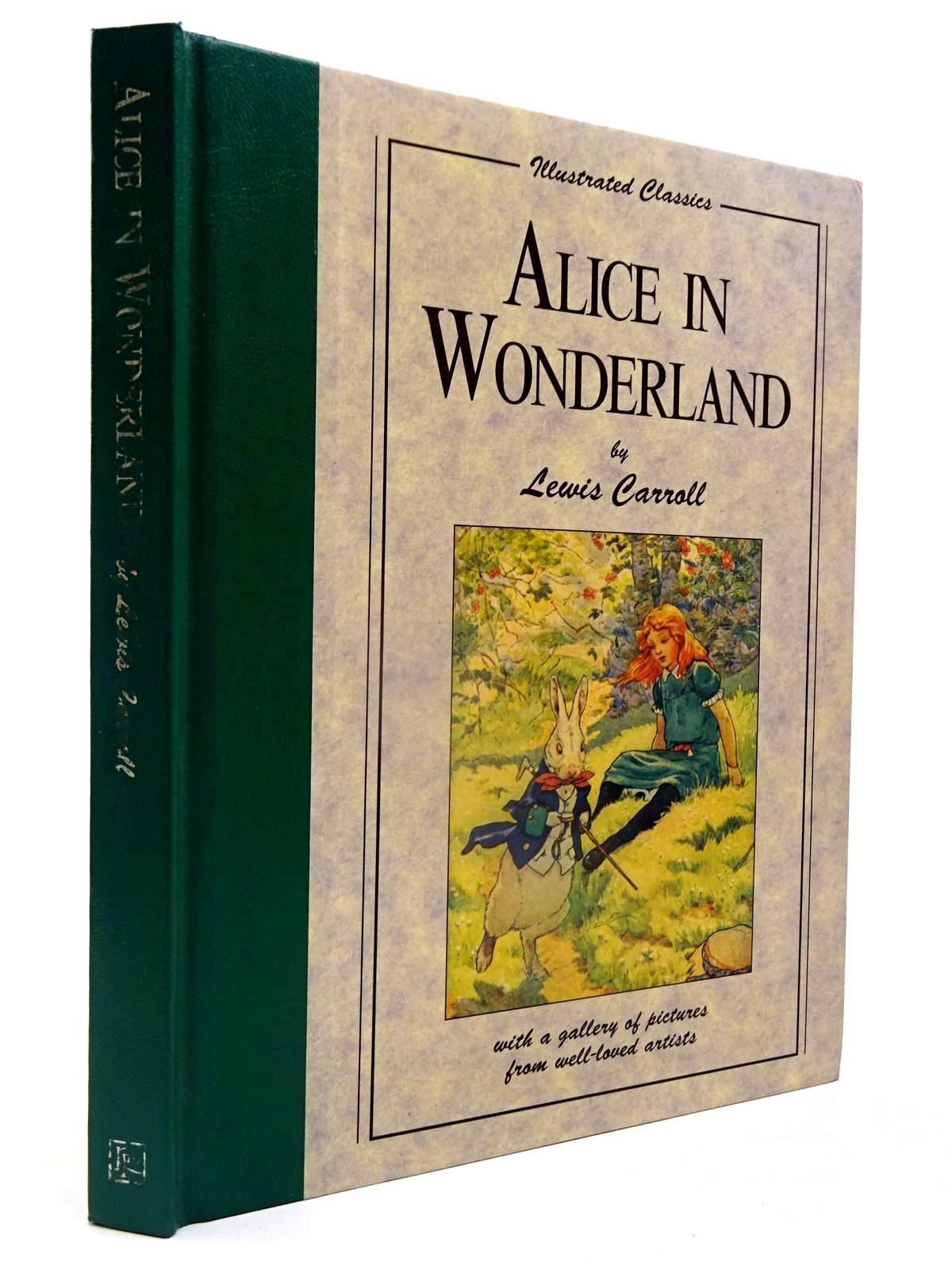 Photo of ALICE'S ADVENTURES IN WONDERLAND- Stock Number: 2130126
