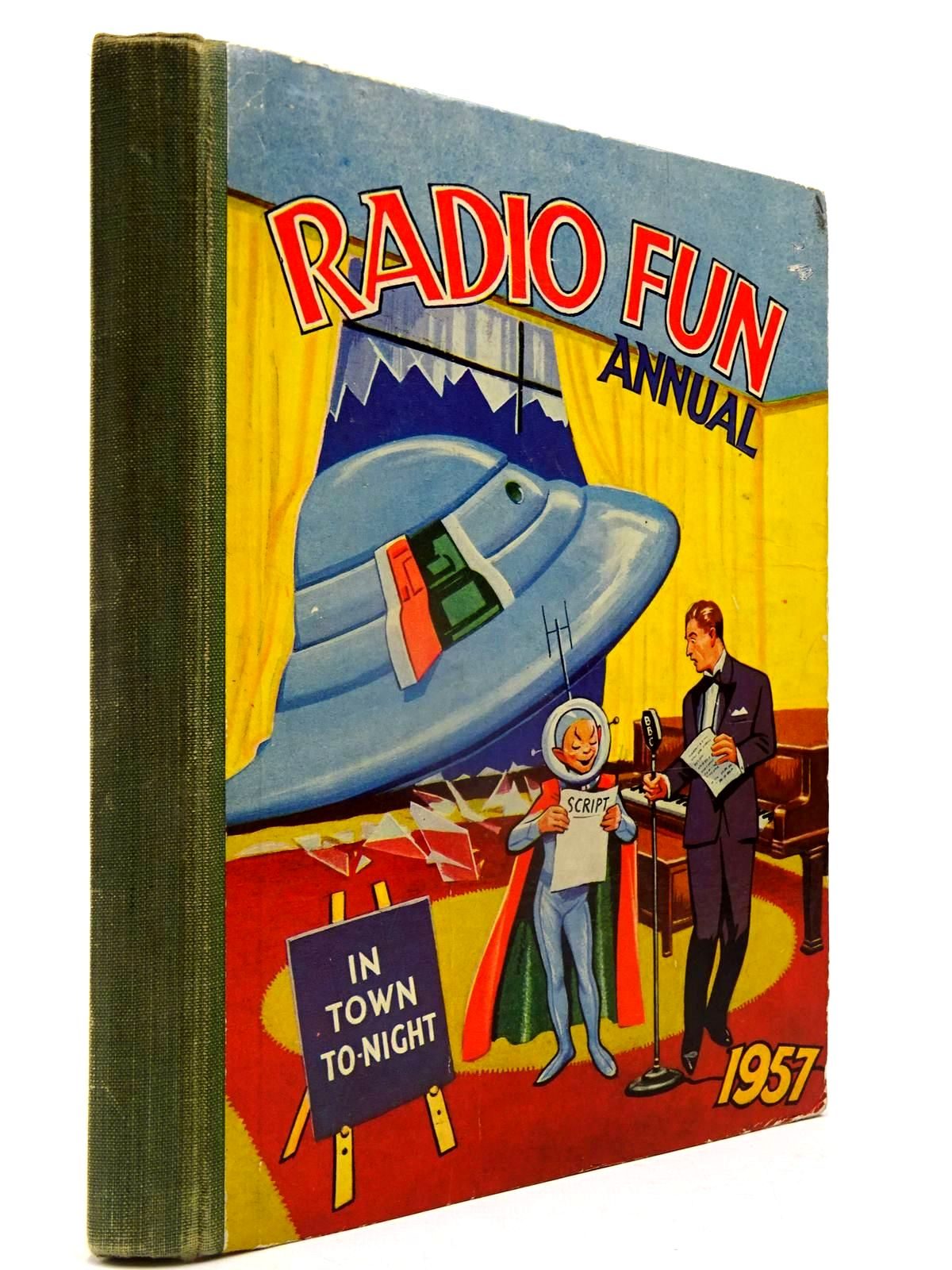 Photo of RADIO FUN ANNUAL 1957 published by The Amalgamated Press (STOCK CODE: 2130128)  for sale by Stella & Rose's Books