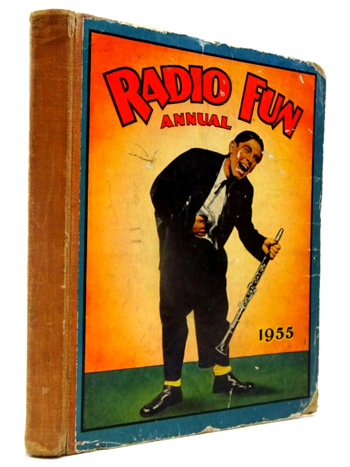 Photo of RADIO FUN ANNUAL 1955 published by The Amalgamated Press (STOCK CODE: 2130129)  for sale by Stella & Rose's Books