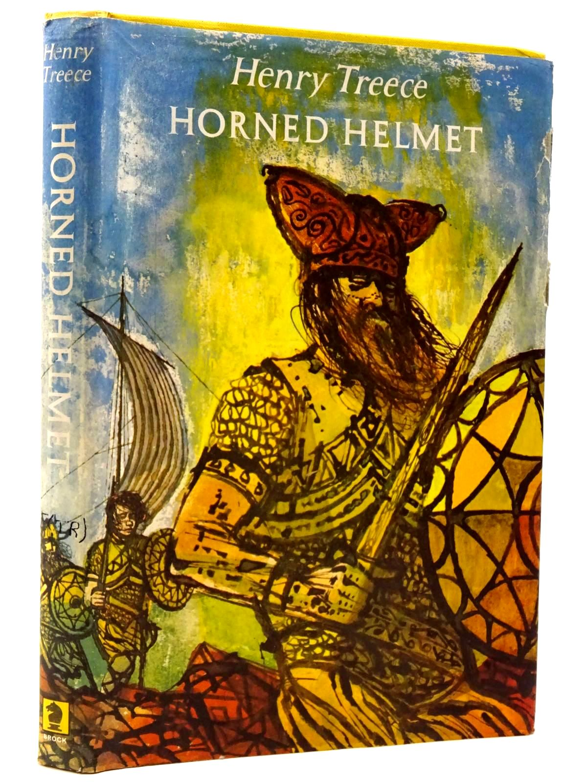 Photo of HORNED HELMET written by Treece, Henry illustrated by Keeping, Charles published by Brockhampton Press Ltd. (STOCK CODE: 2130244)  for sale by Stella & Rose's Books