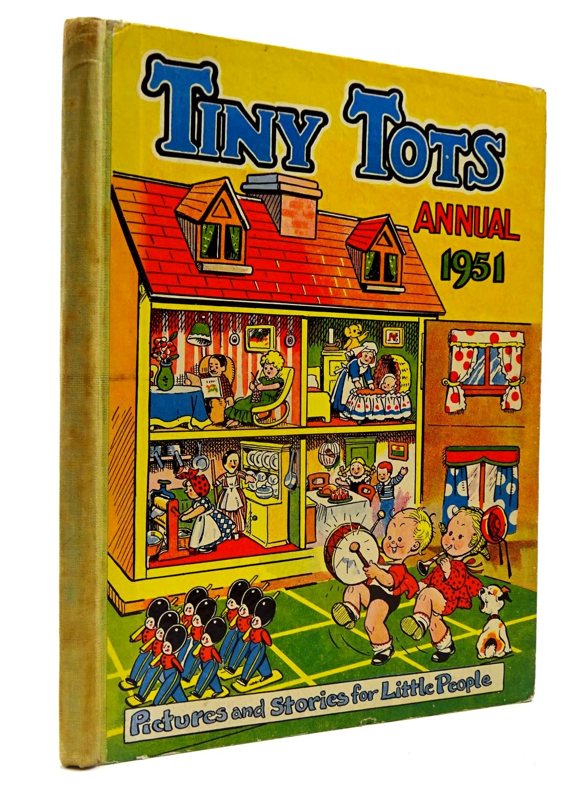 Photo of TINY TOTS ANNUAL 1951 published by The Amalgamated Press (STOCK CODE: 2130253)  for sale by Stella & Rose's Books