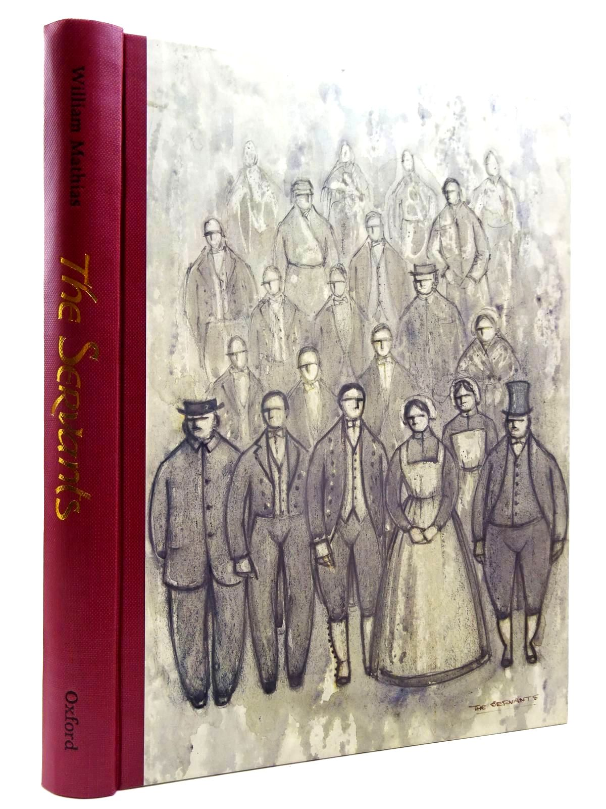 Photo of THE SERVANTS written by Murdoch, Iris published by Oxford University Press, Welsh Arts Council (STOCK CODE: 2130360)  for sale by Stella & Rose's Books