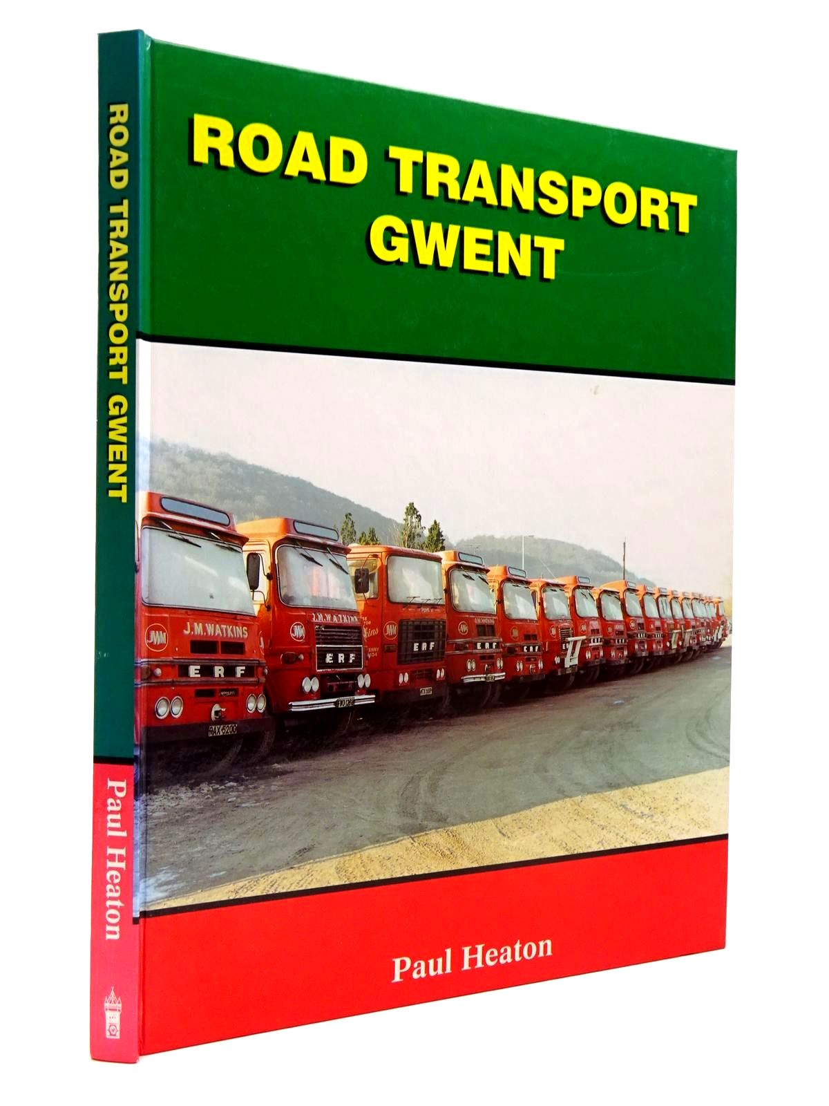 Photo of ROAD TRANSPORT GWENT written by Heaton, Paul published by P.M. Heaton Publishing (STOCK CODE: 2130388)  for sale by Stella & Rose's Books