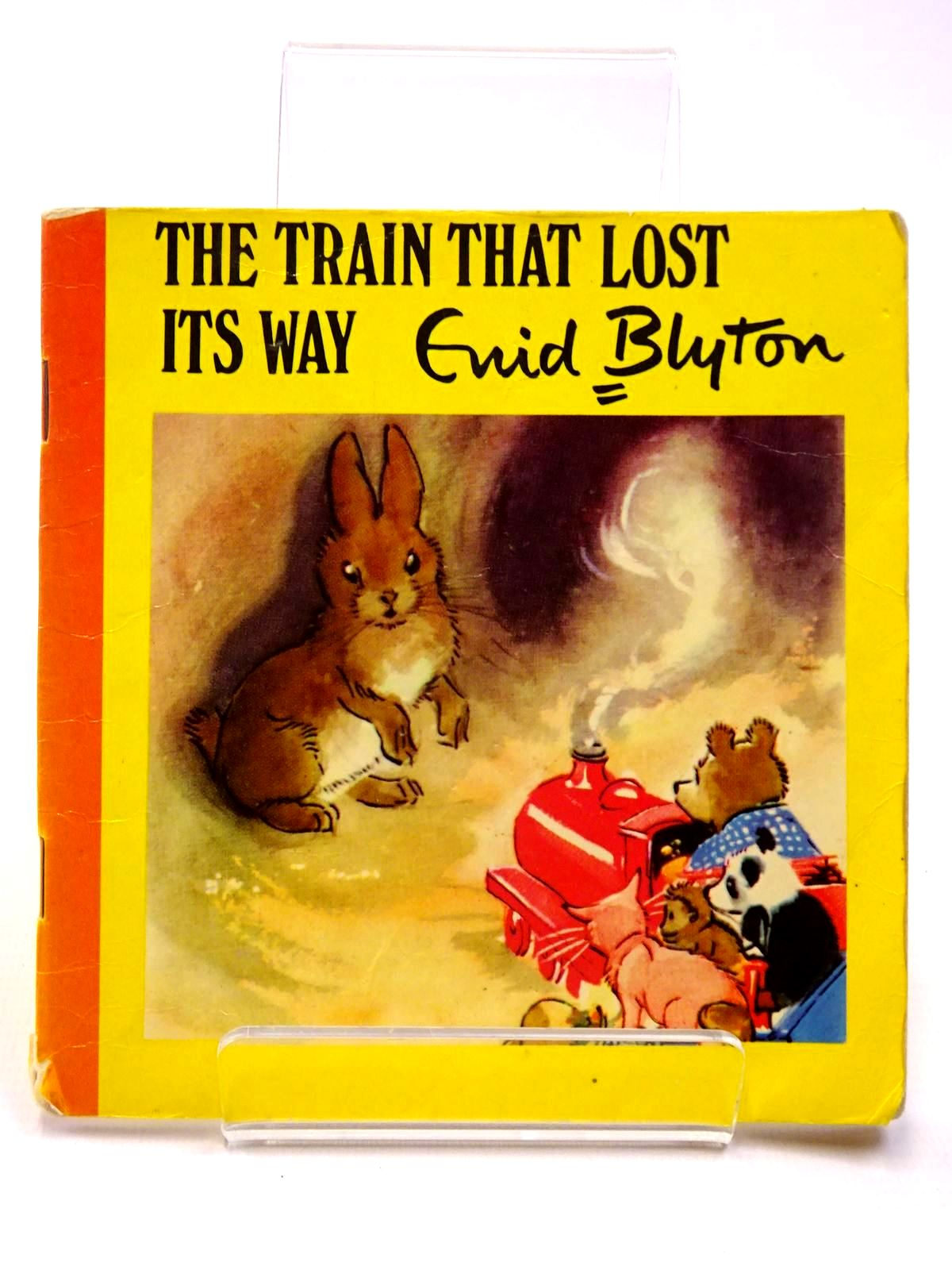 Photo of THE TRAIN THAT LOST ITS WAY written by Blyton, Enid illustrated by Soper, Eileen published by Hodder & Stoughton (STOCK CODE: 2130441)  for sale by Stella & Rose's Books