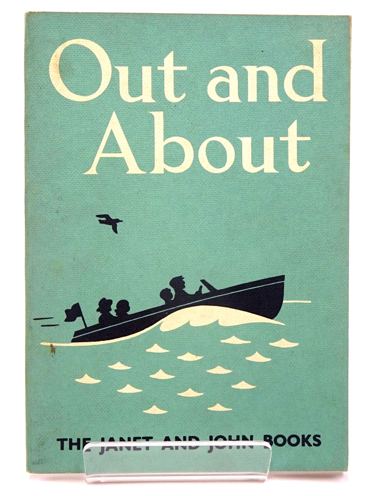Photo of OUT AND ABOUT written by O'Donnell, Mabel<br />Munro, Rona illustrated by Hoopes, Florence<br />Hoopes, Margaret published by James Nisbet & Co. Ltd. (STOCK CODE: 2130444)  for sale by Stella & Rose's Books