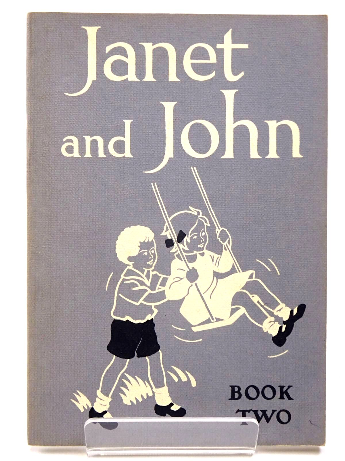 Photo of JANET AND JOHN BOOK TWO written by O'Donnell, Mabel<br />Munro, Rona illustrated by Hoopes, Florence published by James Nisbet & Co. Limited (STOCK CODE: 2130447)  for sale by Stella & Rose's Books