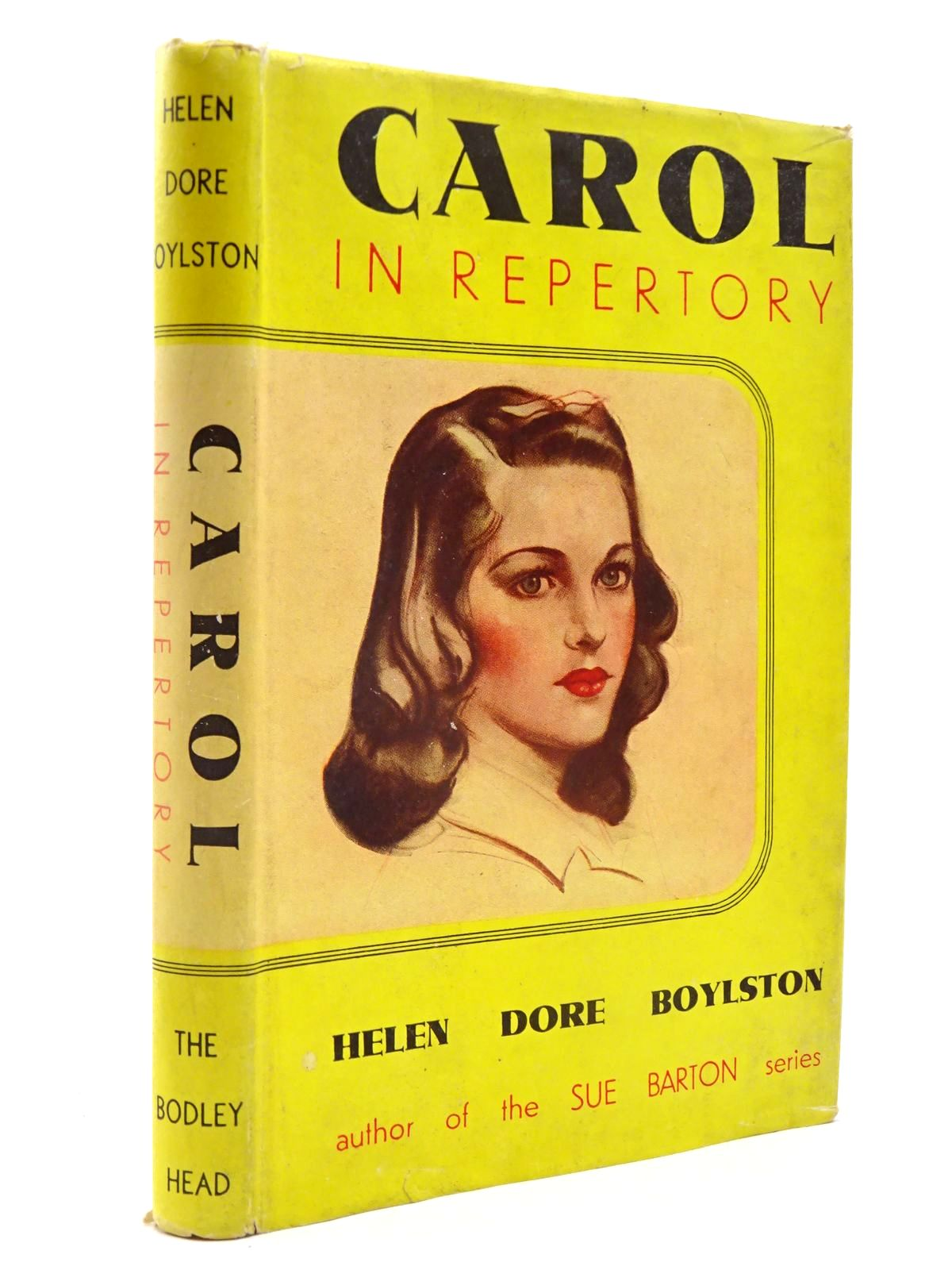 Photo of CAROL IN REPERTORY written by Boylston, Helen Dore illustrated by Felten, Major published by John Lane The Bodley Head (STOCK CODE: 2130483)  for sale by Stella & Rose's Books