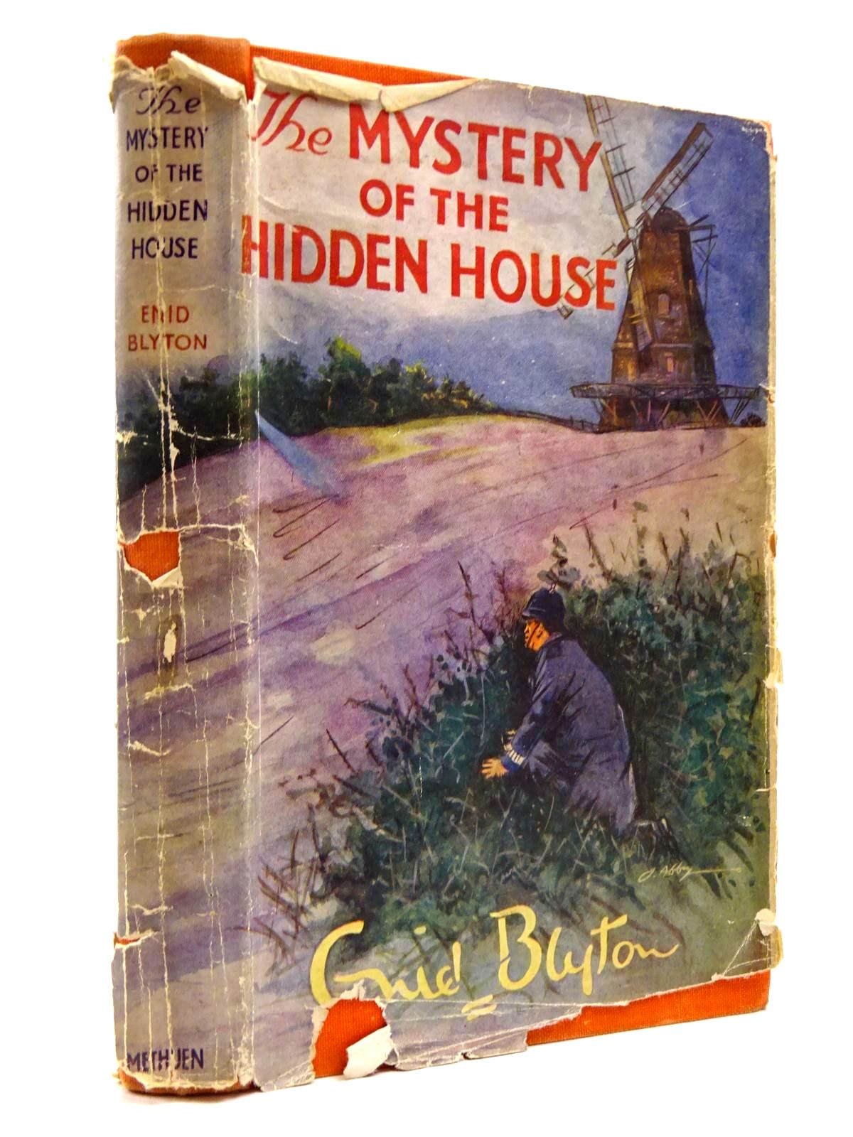 Photo of THE MYSTERY OF THE HIDDEN HOUSE written by Blyton, Enid illustrated by Abbey, J. published by Methuen & Co. Ltd. (STOCK CODE: 2130506)  for sale by Stella & Rose's Books