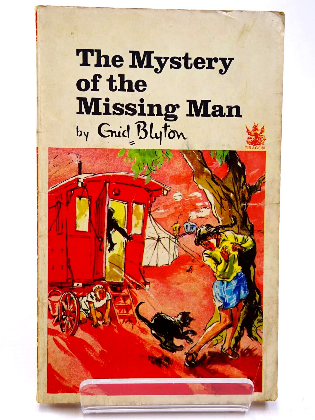 Photo of THE MYSTERY OF THE MISSING MAN written by Blyton, Enid published by Dragon (STOCK CODE: 2130554)  for sale by Stella & Rose's Books