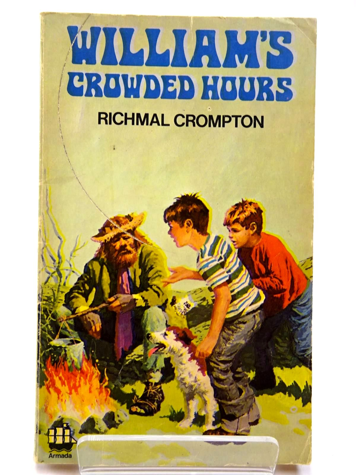 Photo of WILLIAM'S CROWDED HOURS written by Crompton, Richmal published by Armada (STOCK CODE: 2130561)  for sale by Stella & Rose's Books