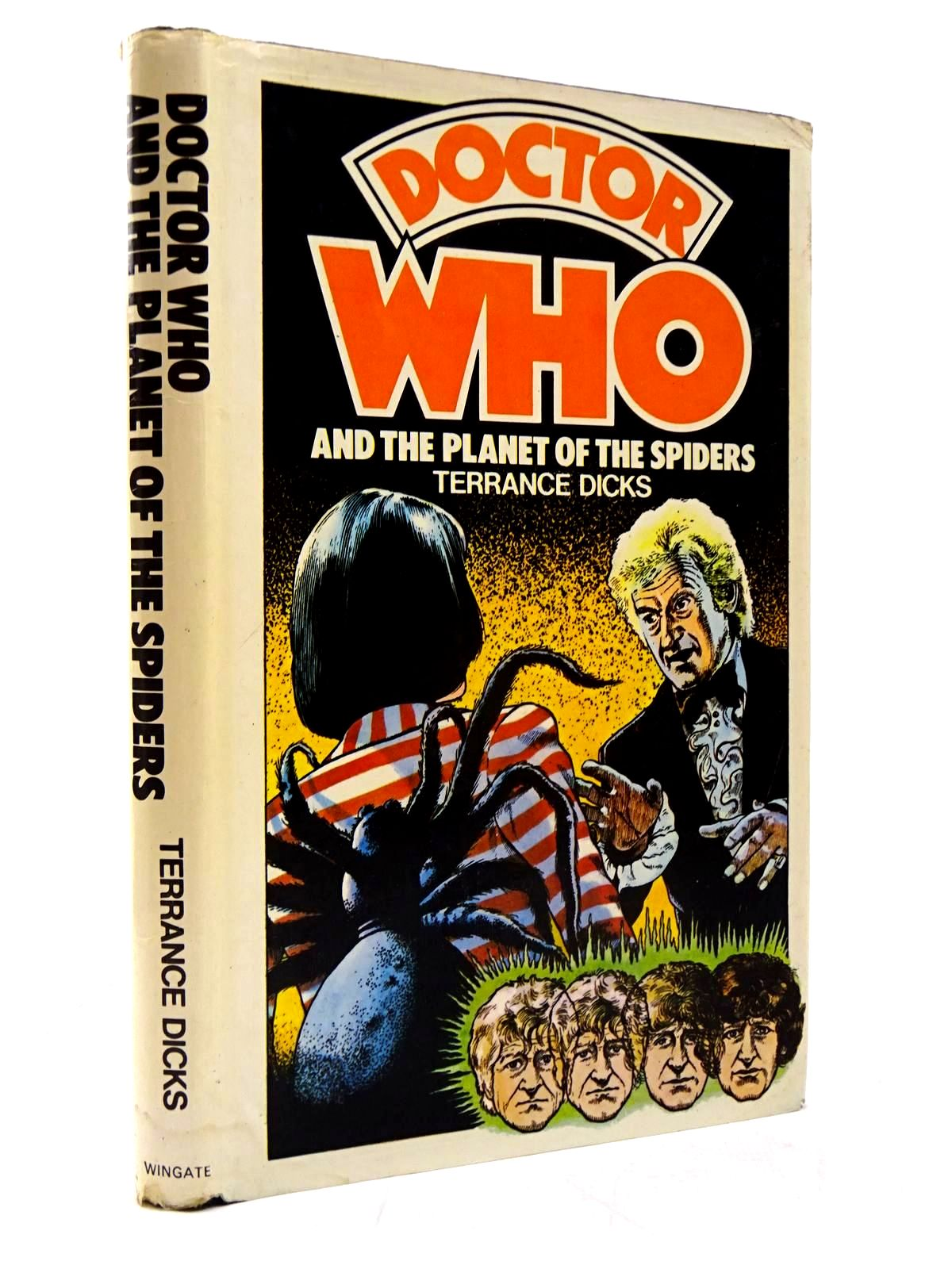 Photo of DOCTOR WHO AND THE PLANET OF SPIDERS written by Dicks, Terrance published by Allan Wingate (STOCK CODE: 2130563)  for sale by Stella & Rose's Books