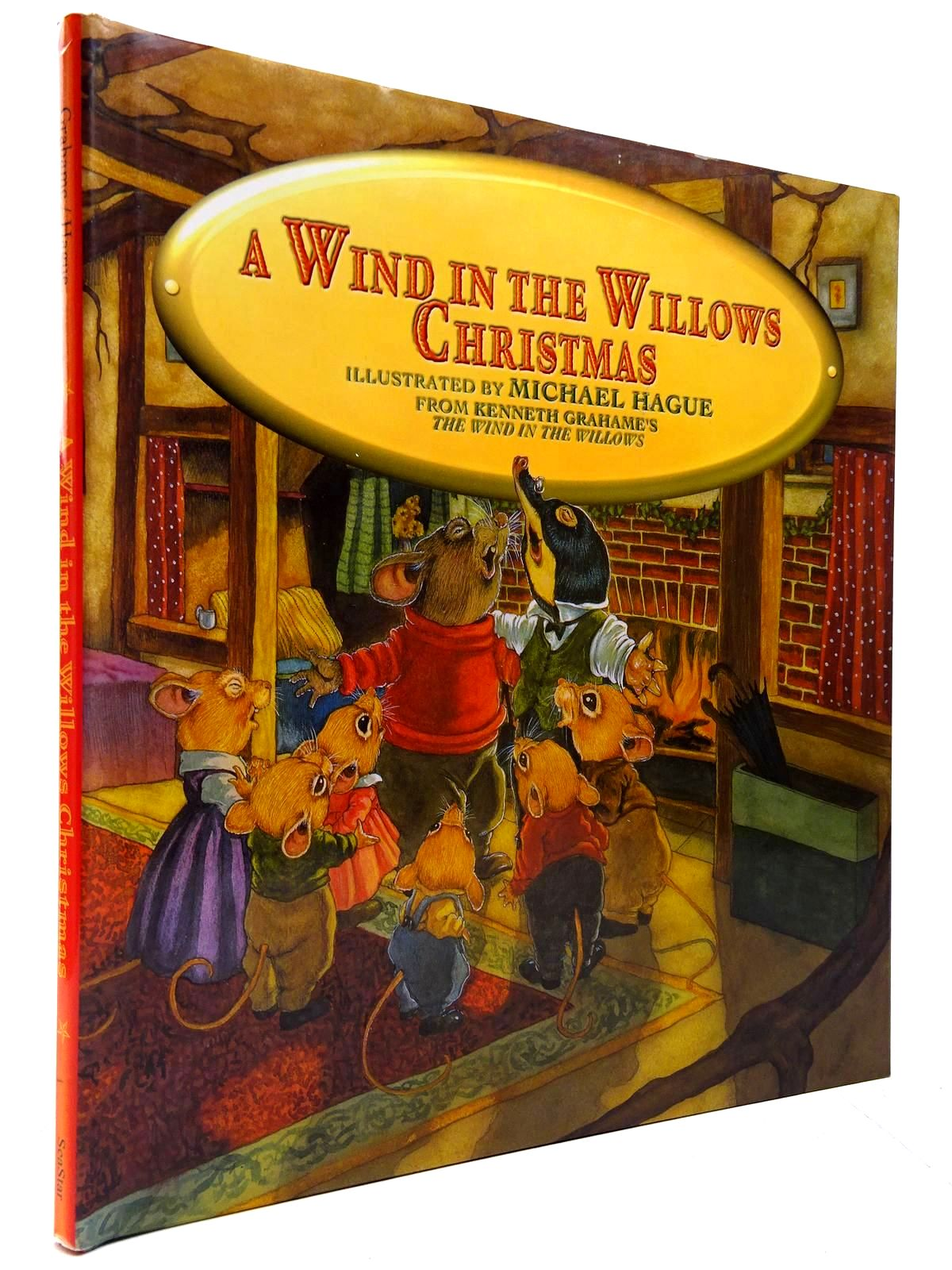 Photo of A WIND IN THE WILLOWS CHRISTMAS