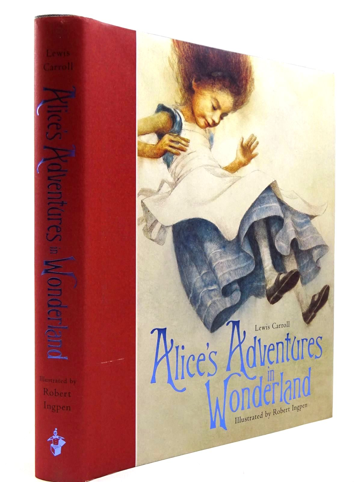 Photo of ALICE'S ADVENTURES IN WONDERLAND written by Carroll, Lewis illustrated by Ingpen, Robert published by Templar Publishing (STOCK CODE: 2130695)  for sale by Stella & Rose's Books