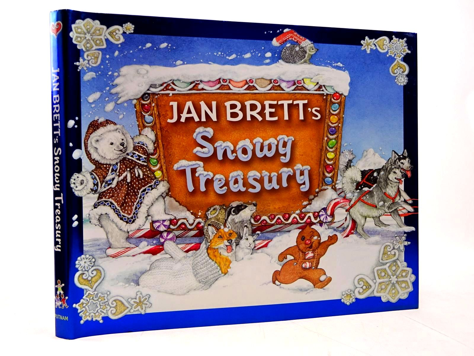 Photo of JAN BRETT'S SNOWY TREASURY written by Brett, Jan illustrated by Brett, Jan published by G.P. Putnam's Sons (STOCK CODE: 2130705)  for sale by Stella & Rose's Books