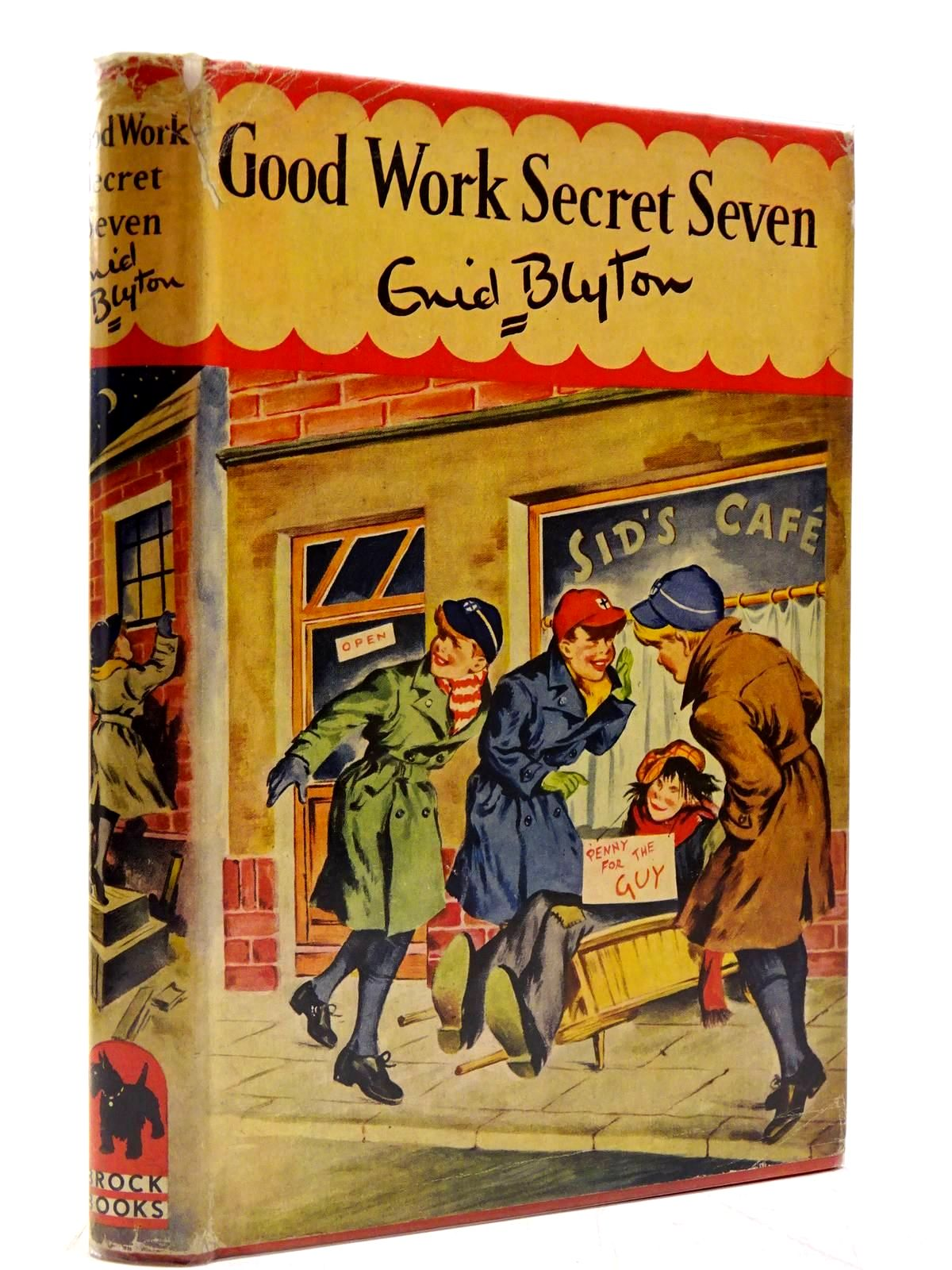 Photo of GOOD WORK SECRET SEVEN written by Blyton, Enid illustrated by Kay, Bruno published by Brockhampton Press Ltd. (STOCK CODE: 2130710)  for sale by Stella & Rose's Books