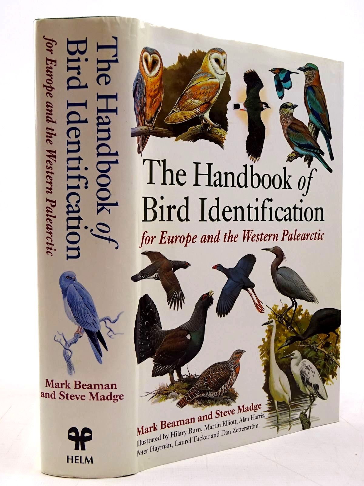 Photo of THE HANDBOOK OF BIRD IDENTIFICATION FOR EUROPE AND THE WESTERN PALEARCTIC written by Beaman, Mark<br />Madge, Steve illustrated by Burn, Hilary<br />et al.,  published by Christopher Helm (STOCK CODE: 2130715)  for sale by Stella & Rose's Books