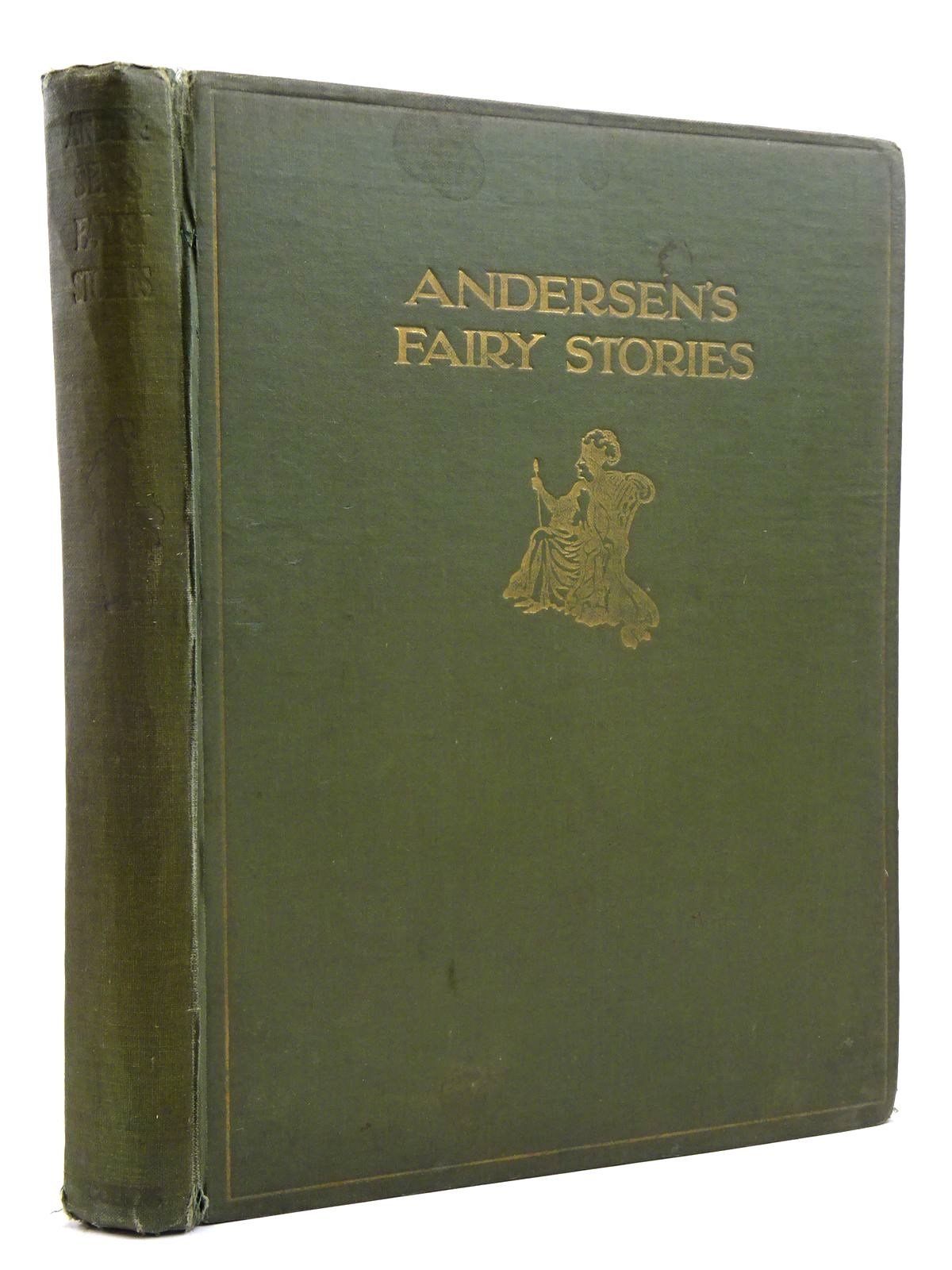 Photo of HANS ANDERSEN'S FAIRY STORIES written by Andersen, Hans Christian illustrated by Anderson, Anne published by Collins Clear-Type Press (STOCK CODE: 2130782)  for sale by Stella & Rose's Books