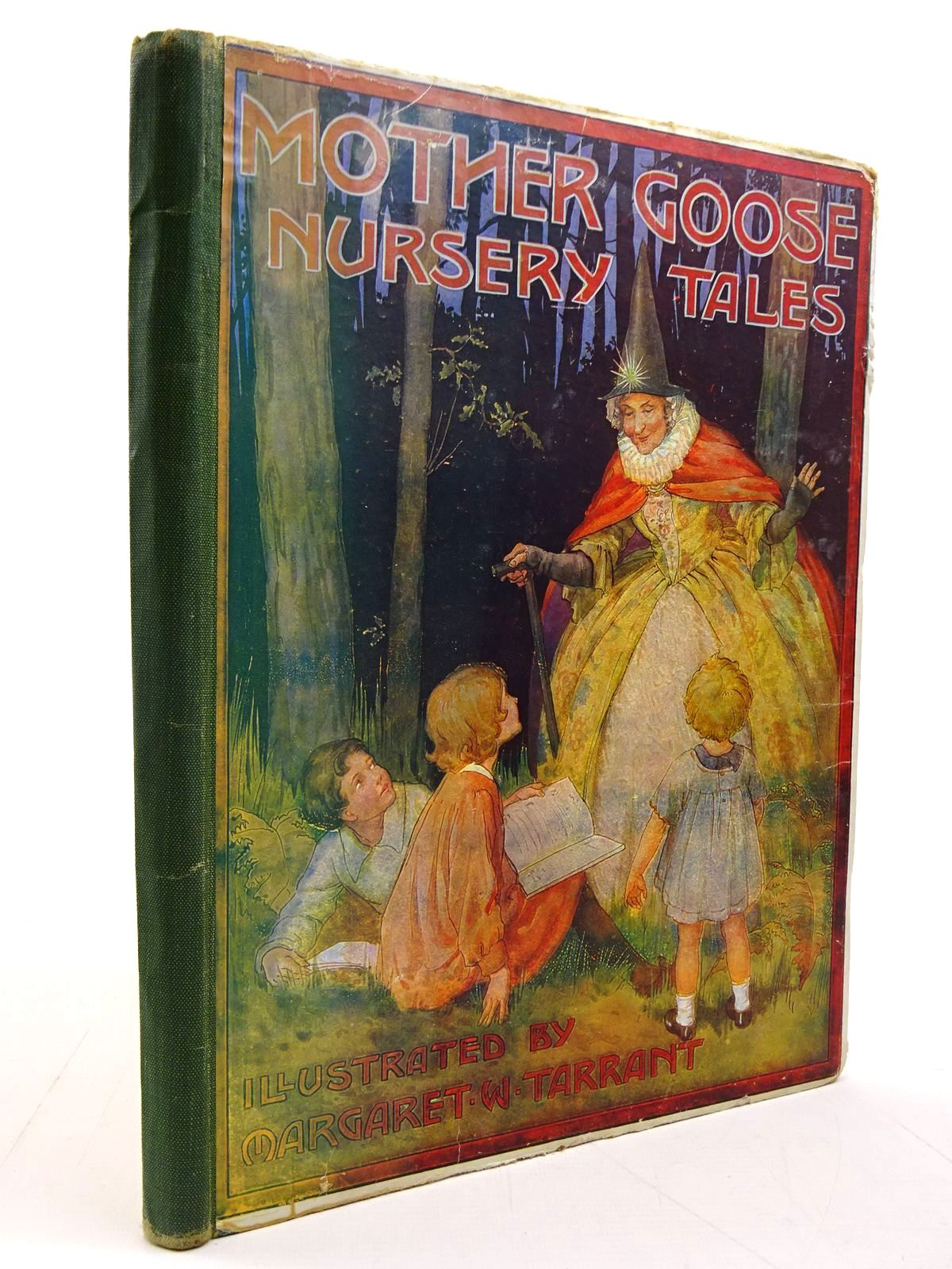 Photo of MOTHER GOOSE NURSERY TALES illustrated by Tarrant, Margaret published by J. Coker & Co. Ltd. (STOCK CODE: 2130807)  for sale by Stella & Rose's Books
