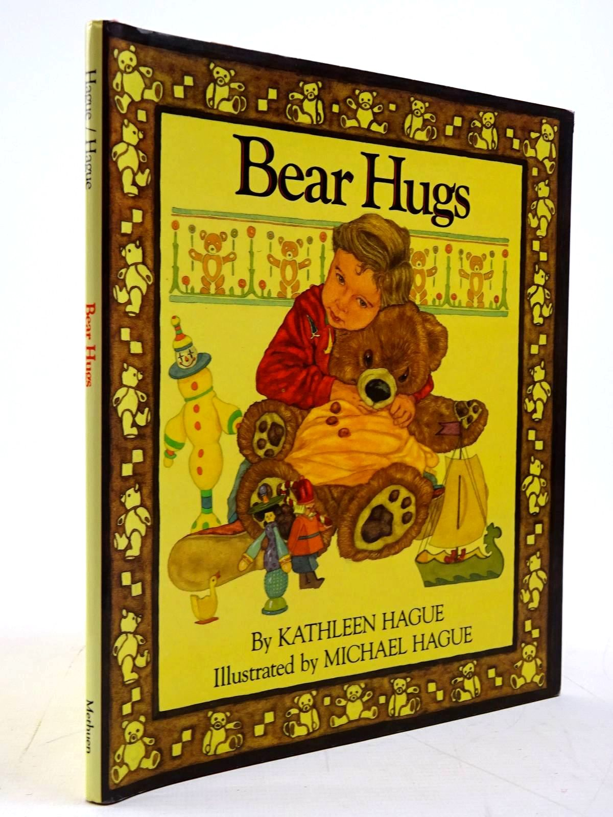 Photo of BEAR HUGS written by Hague, Kathleen illustrated by Hague, Michael published by Methuen Children's Books (STOCK CODE: 2130834)  for sale by Stella & Rose's Books