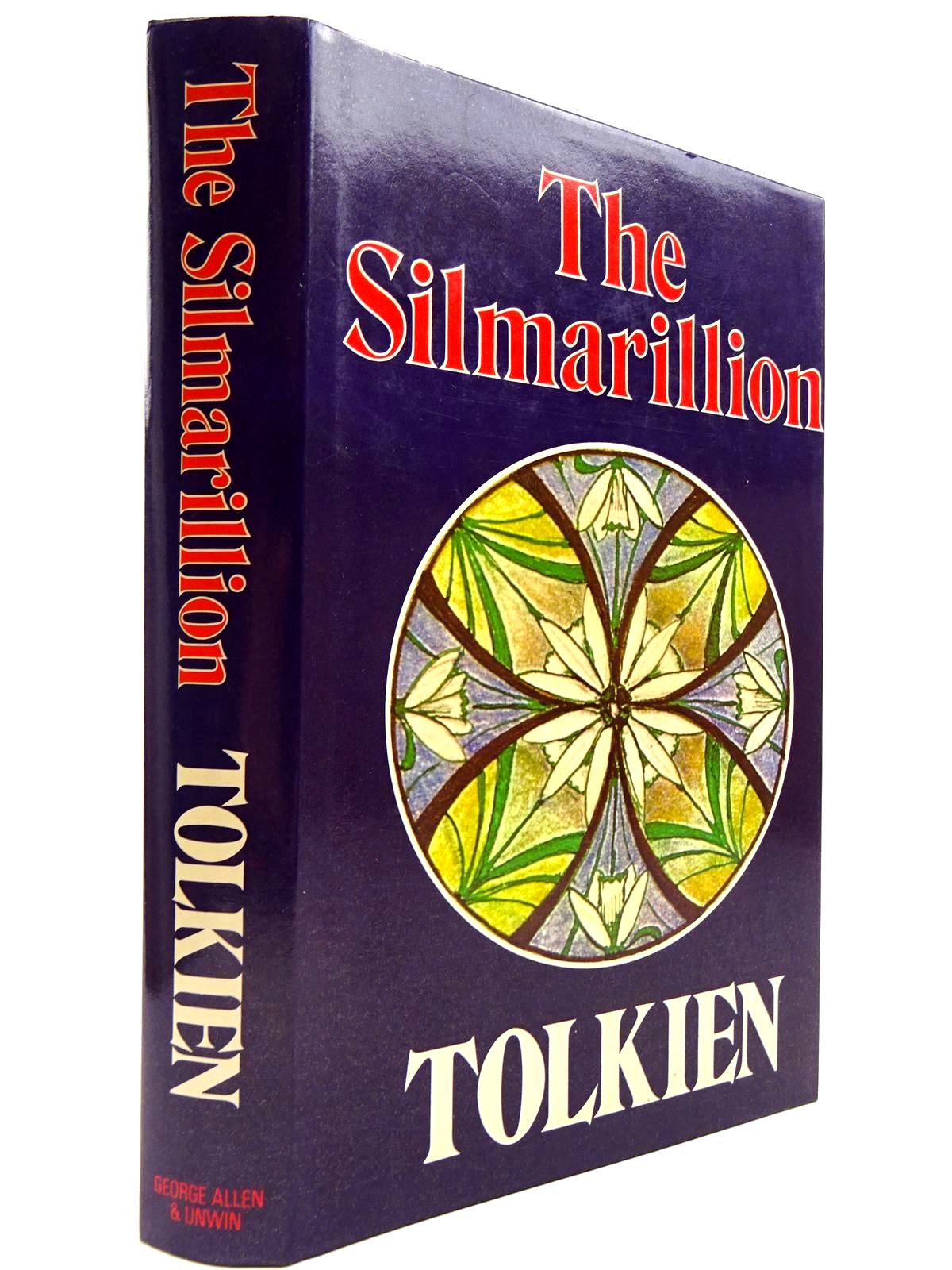 Photo of THE SILMARILLION written by Tolkien, J.R.R.<br />Tolkien, Christopher published by George Allen & Unwin (STOCK CODE: 2130845)  for sale by Stella & Rose's Books