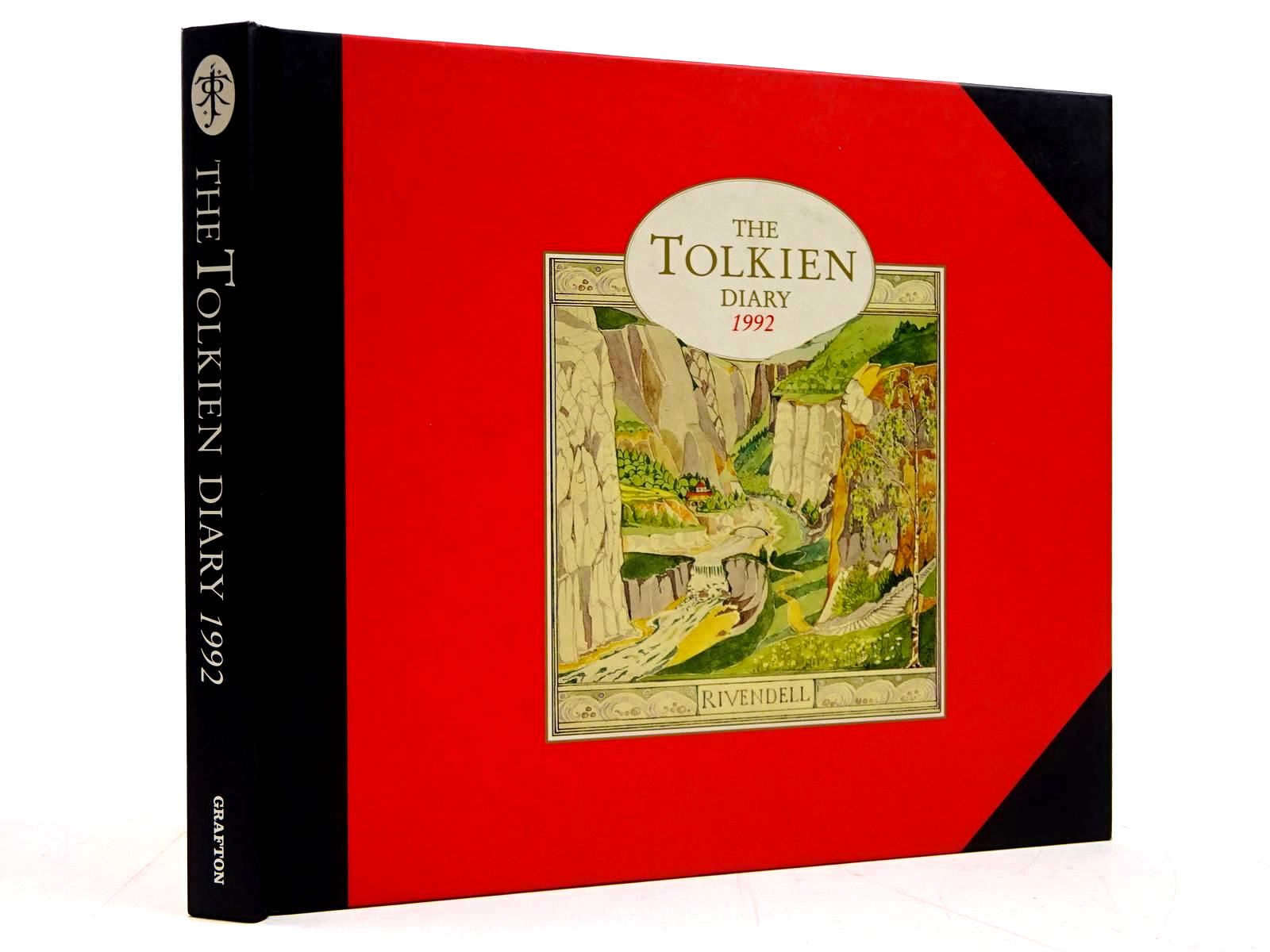 Photo of THE TOLKIEN DIARY 1992 written by Tolkien, J.R.R. illustrated by Tolkien, J.R.R. published by Grafton Books (STOCK CODE: 2130848)  for sale by Stella & Rose's Books