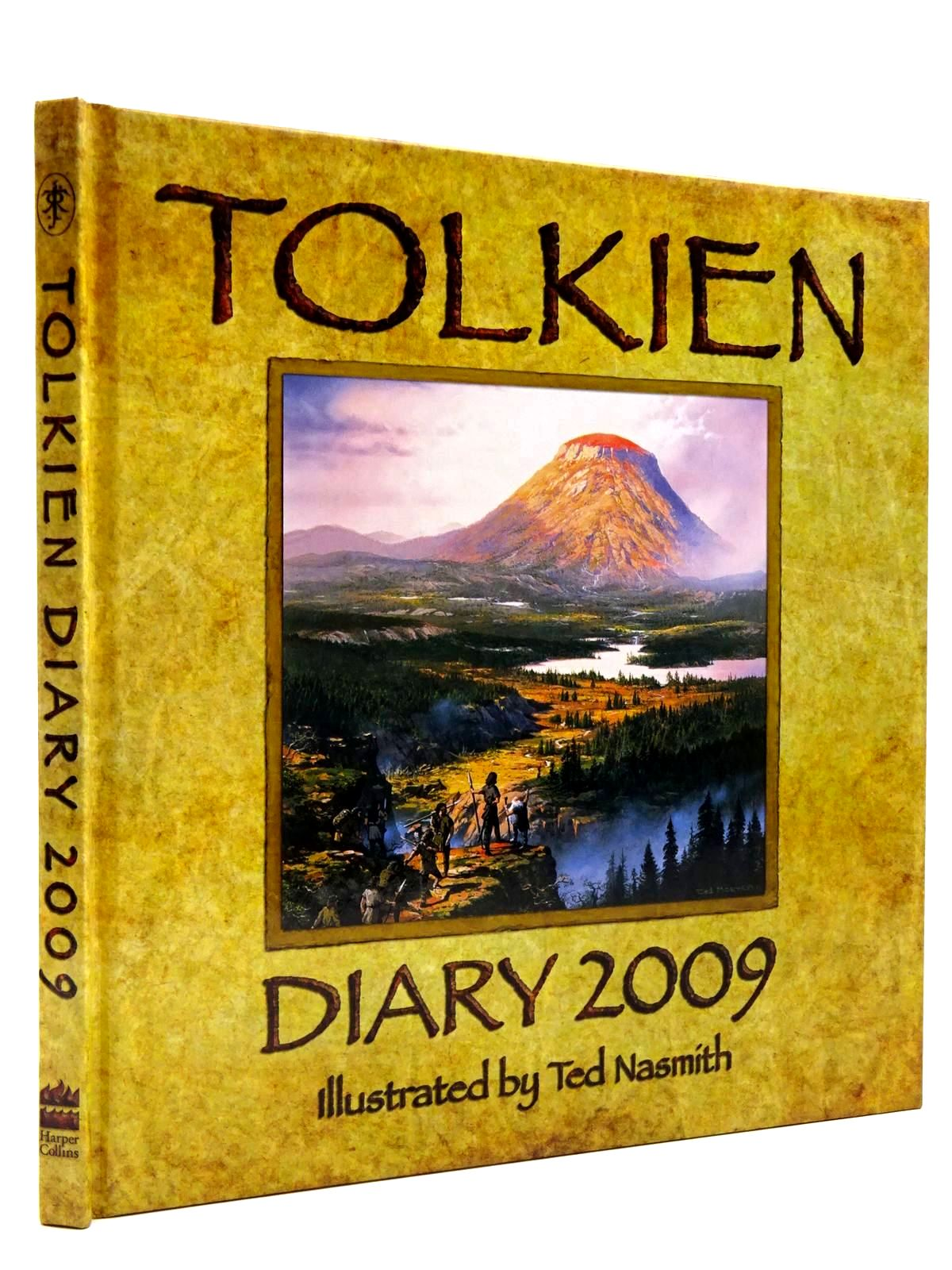 Photo of TOLKIEN THE SILMARILLION DIARY 2009 written by Tolkien, J.R.R. illustrated by Nasmith, Ted published by Harper Collins (STOCK CODE: 2130851)  for sale by Stella & Rose's Books