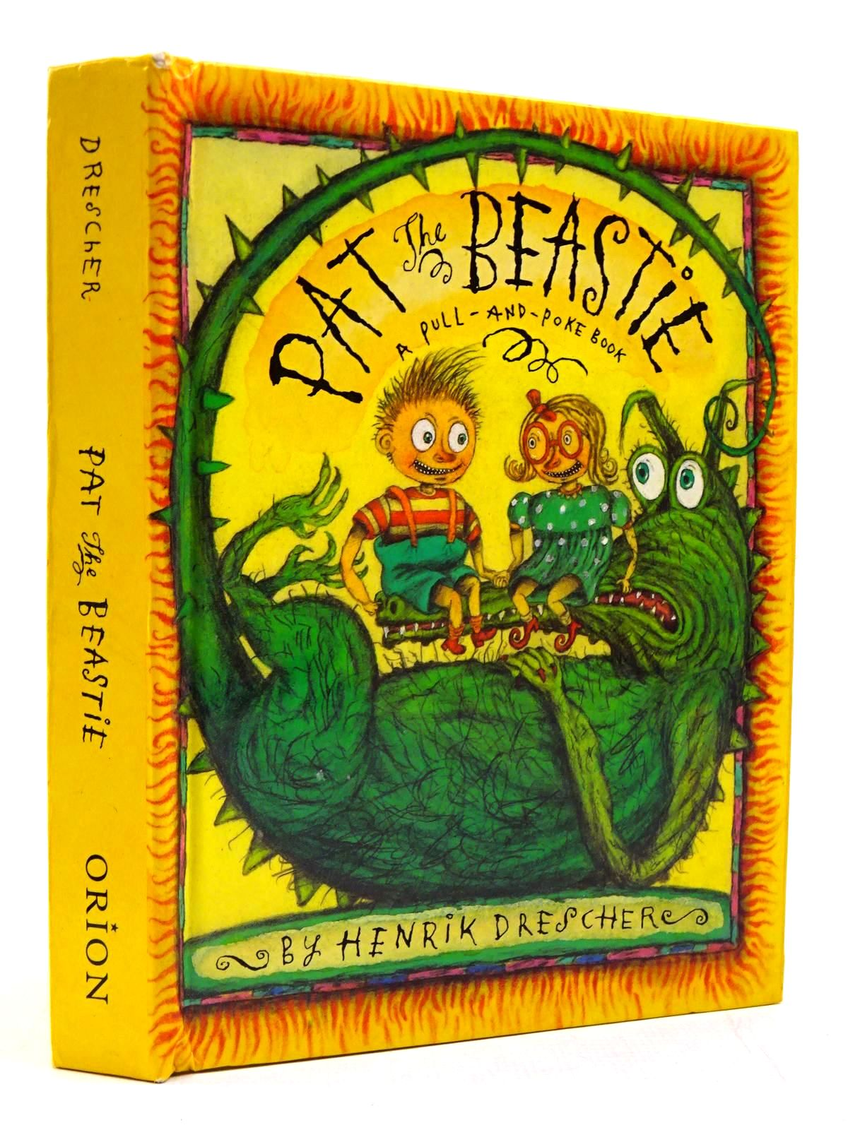 Photo of PAT THE BEASTIE written by Drescher, Henrik illustrated by Drescher, Henrik published by Orion Children's Books (STOCK CODE: 2130875)  for sale by Stella & Rose's Books