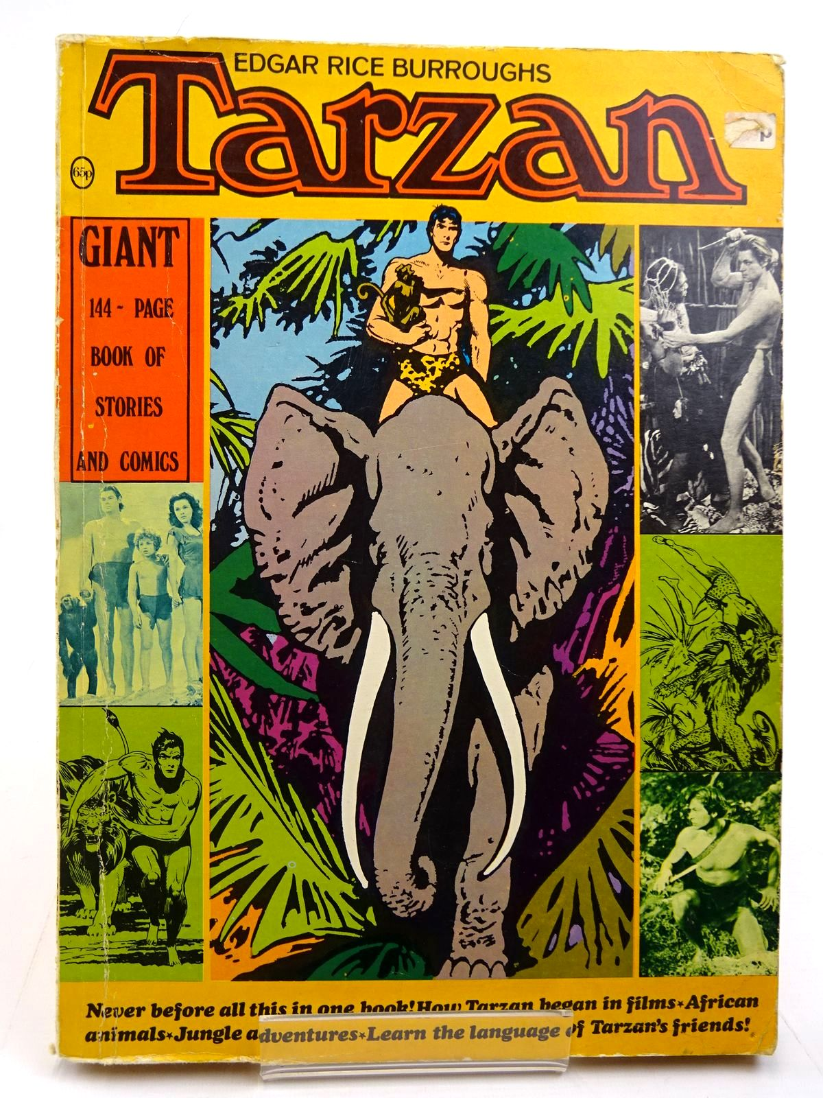 Photo of TARZAN OF THE APES- Stock Number: 2130885