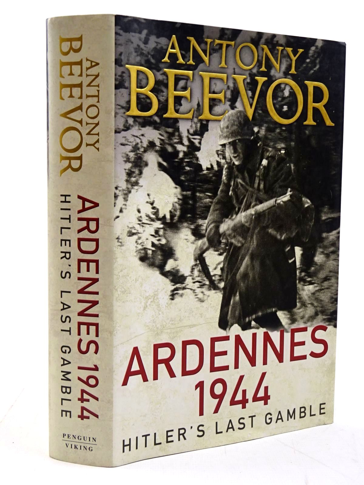 Photo of ARDENNES 1944: HITLER'S LAST GAMBLE written by Beevor, Antony published by Viking (STOCK CODE: 2130902)  for sale by Stella & Rose's Books