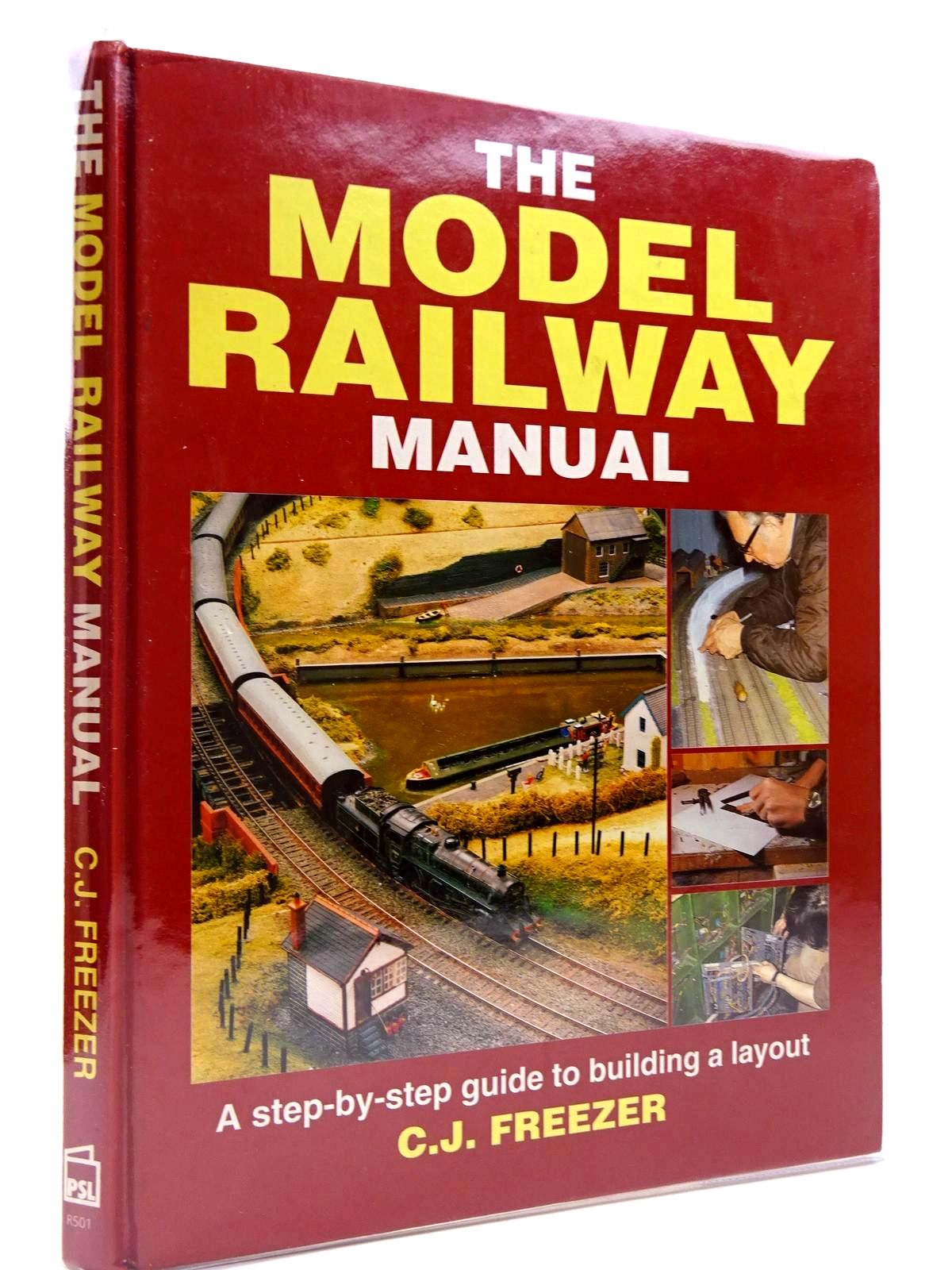 Photo of THE MODEL RAILWAY MANUAL written by Freezer, C.J. published by Patrick Stephens Limited (STOCK CODE: 2130991)  for sale by Stella & Rose's Books