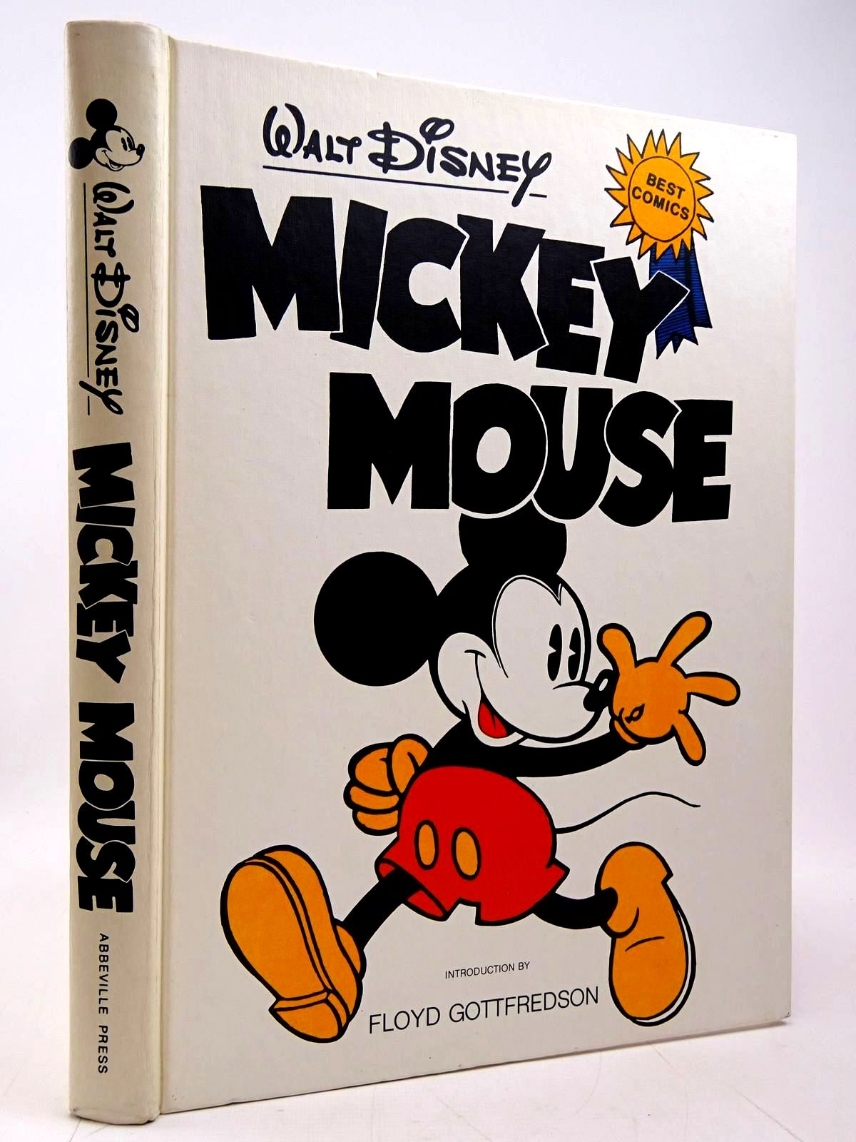 Photo of MICKEY MOUSE written by Disney, Walt<br />Gottfredson, Floyd illustrated by Disney, Walt published by Abberville Press (STOCK CODE: 2131006)  for sale by Stella & Rose's Books