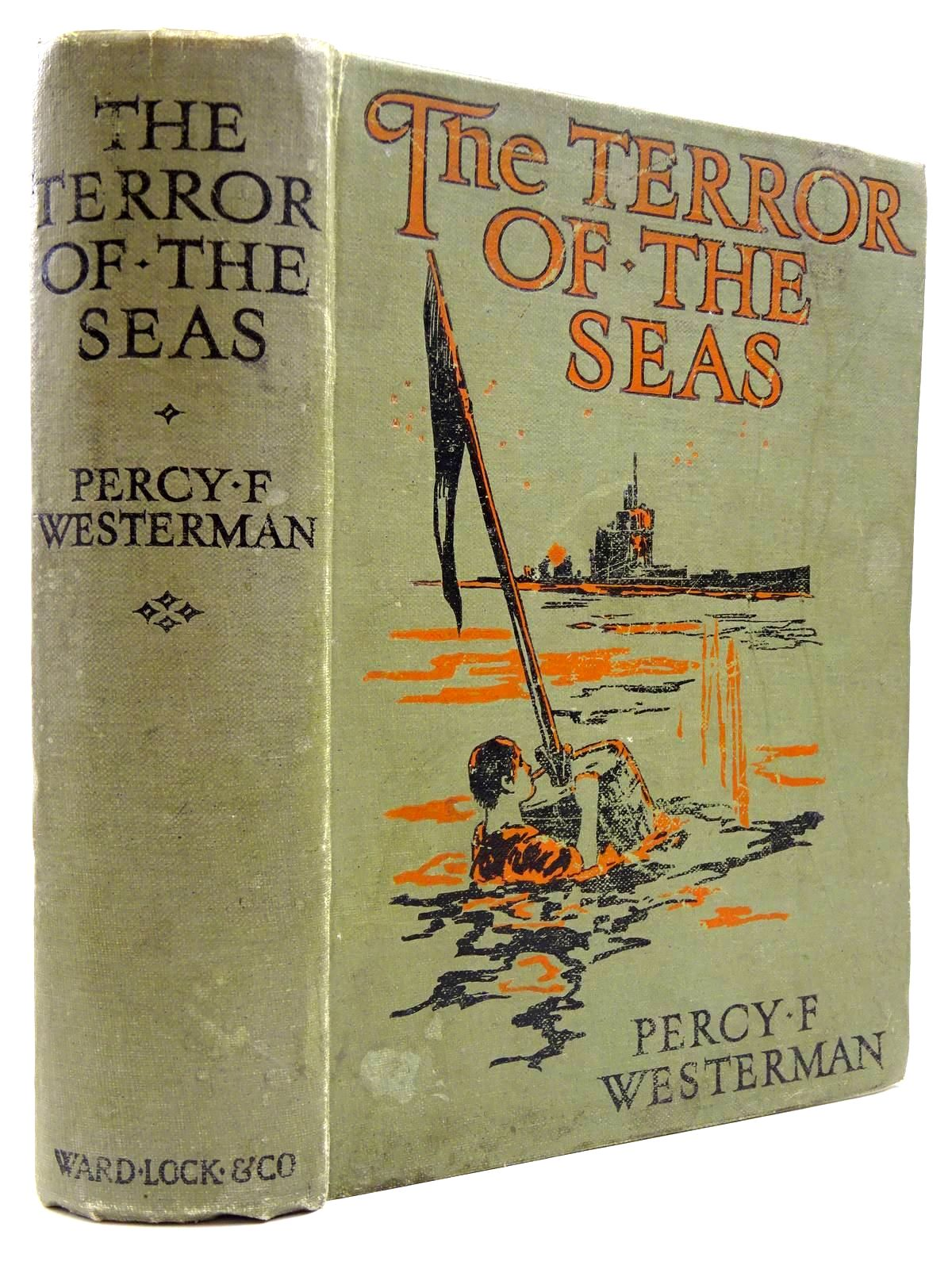 Photo of THE TERROR OF THE SEAS written by Westerman, Percy F. published by Ward, Lock & Co. Limited (STOCK CODE: 2131012)  for sale by Stella & Rose's Books