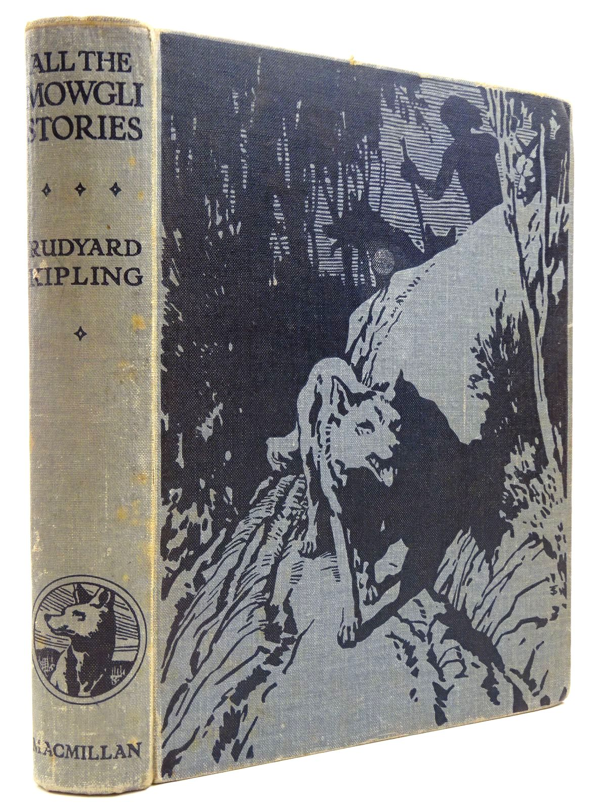 Photo of ALL THE MOWGLI STORIES written by Kipling, Rudyard illustrated by Tresilian, Stuart published by Macmillan & Co. Ltd. (STOCK CODE: 2131039)  for sale by Stella & Rose's Books