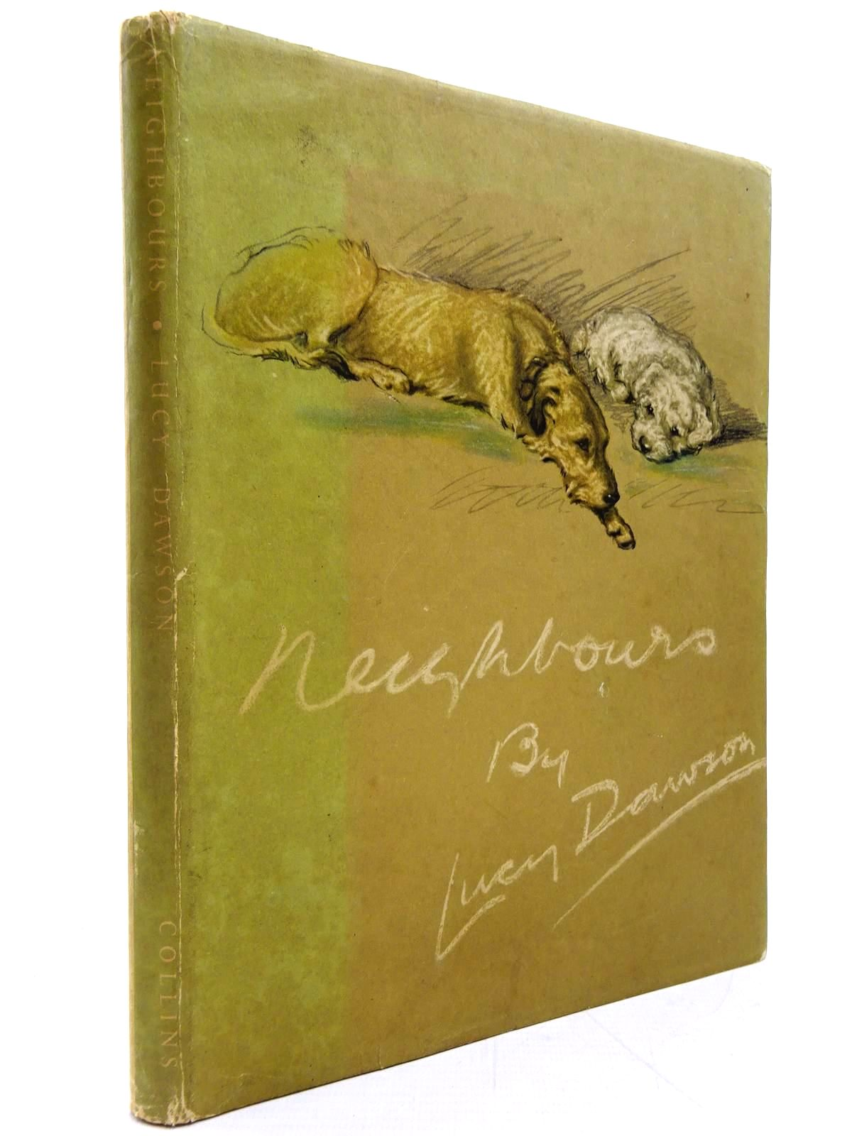 Photo of NEIGHBOURS written by Dawson, Lucy illustrated by Dawson, Lucy published by Collins (STOCK CODE: 2131065)  for sale by Stella & Rose's Books