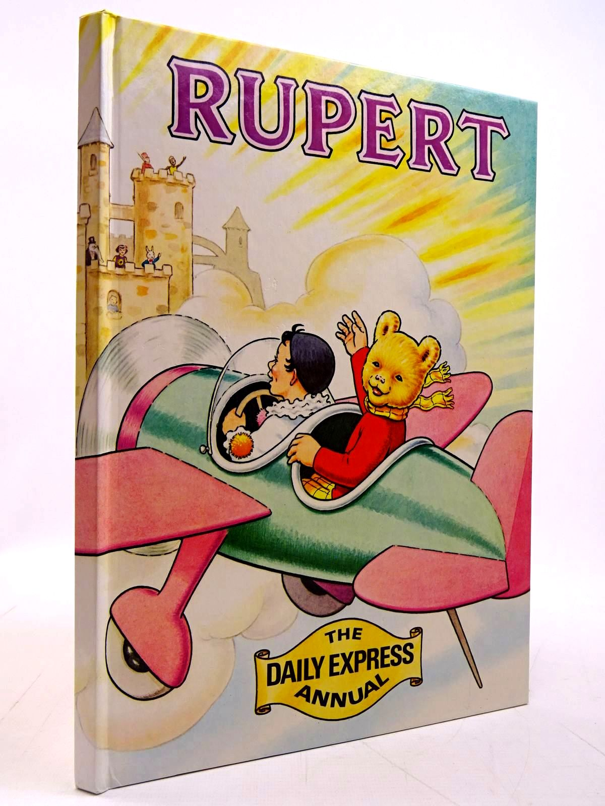 Photo of RUPERT ANNUAL 1983 illustrated by Harrold, John published by Express Newspapers Ltd. (STOCK CODE: 2131082)  for sale by Stella & Rose's Books