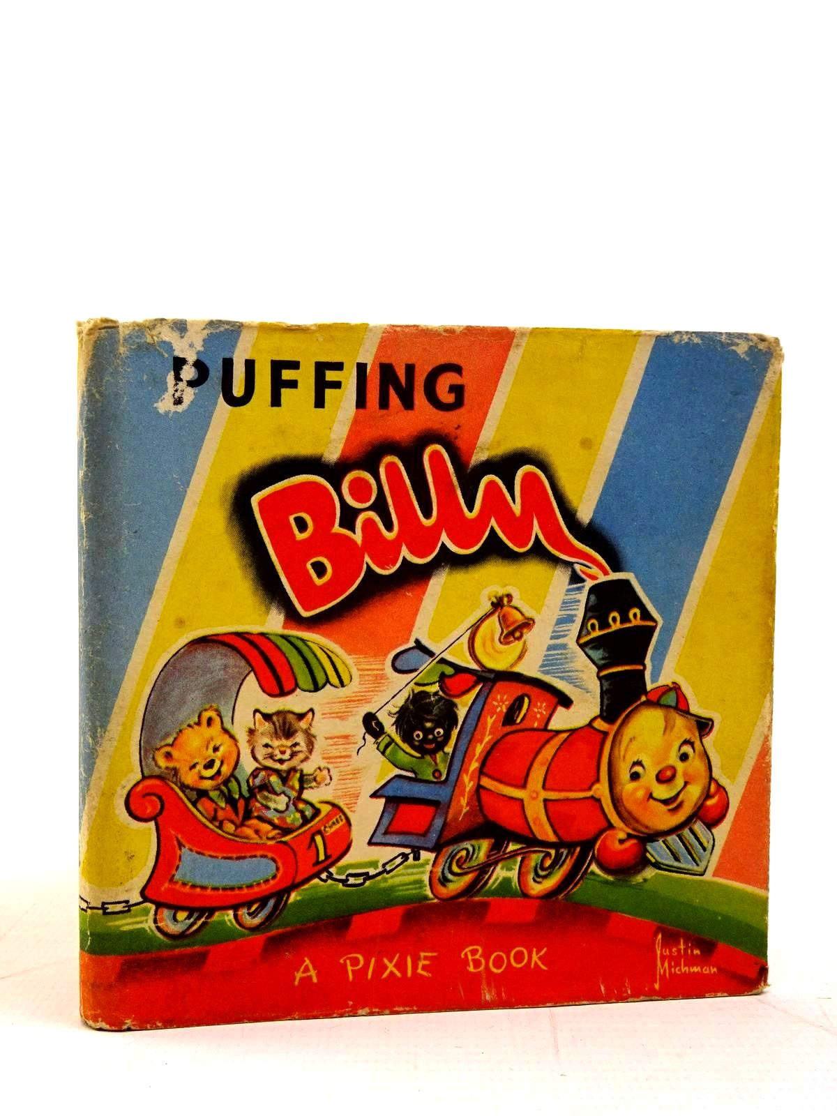 Photo of PUFFING BILLY illustrated by Michman, Justin published by Collins (STOCK CODE: 2131098)  for sale by Stella & Rose's Books