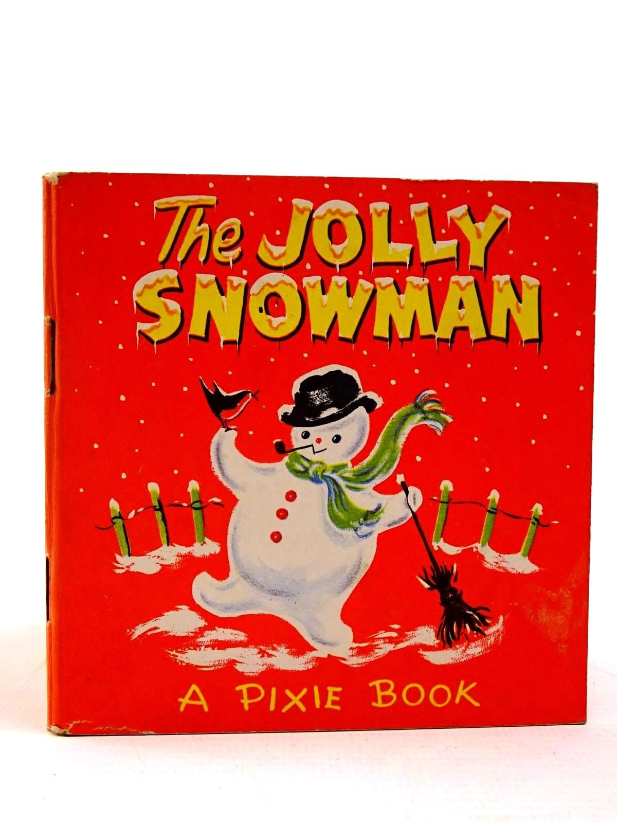 Photo of THE JOLLY SNOWMAN written by Kris,  illustrated by Kris,  published by Collins (STOCK CODE: 2131102)  for sale by Stella & Rose's Books