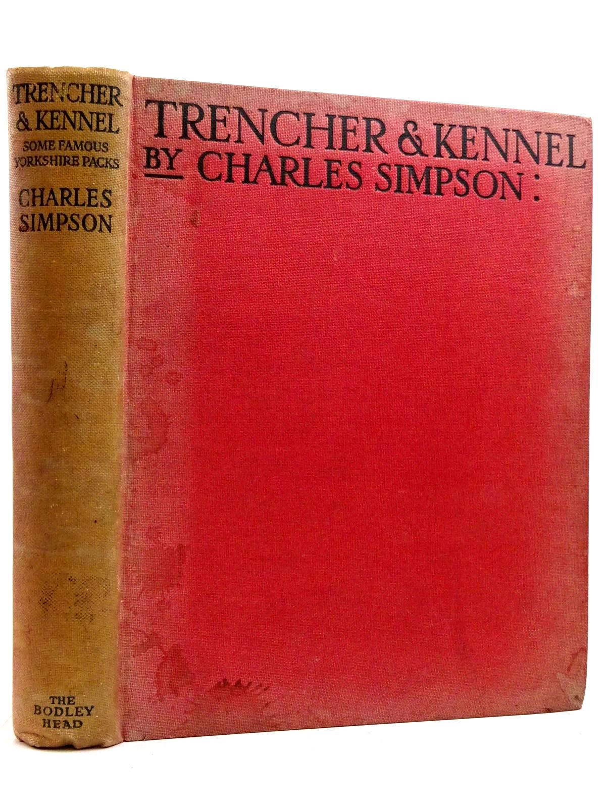 Photo of TRENCHER & KENNEL