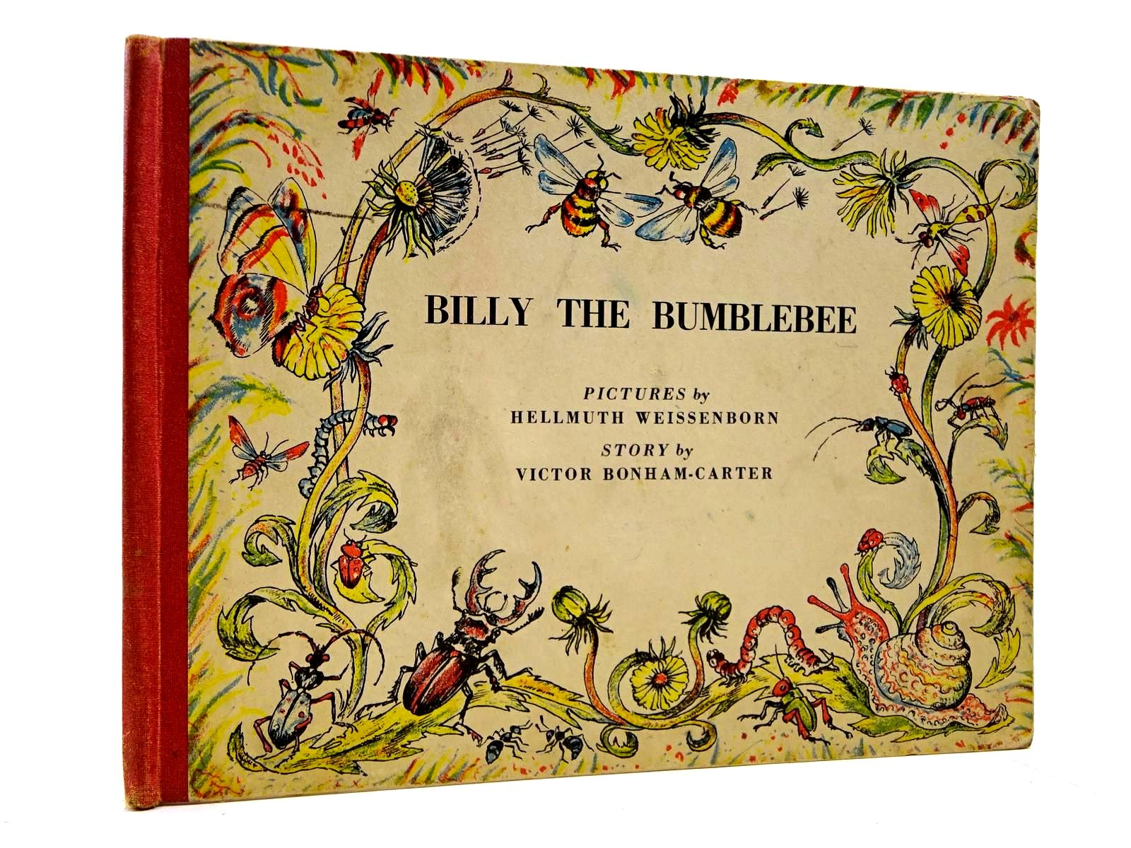 Photo of BILLY THE BUMBLEBEE
